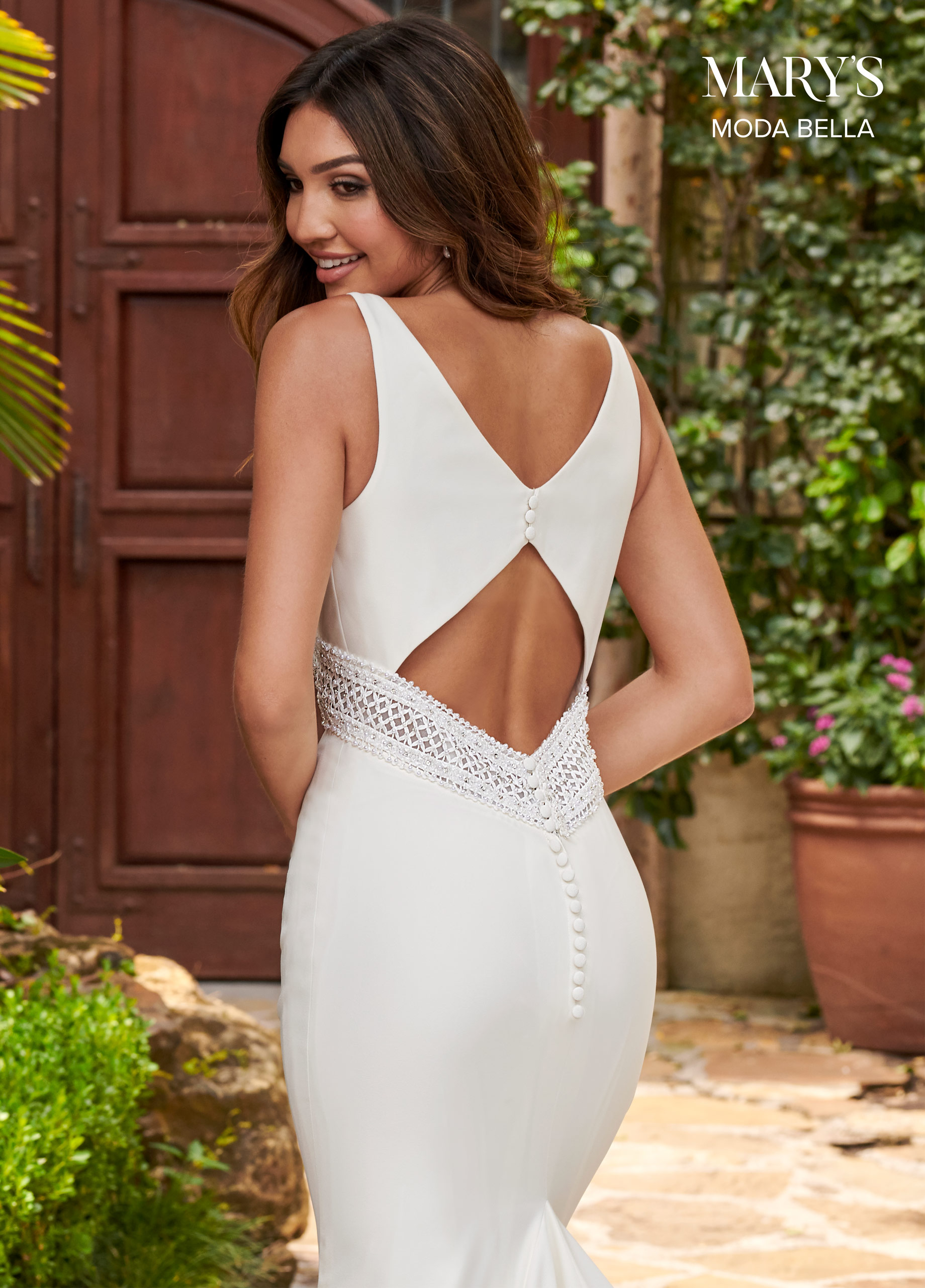 Bridal Dresses | Moda Bella | Style - MB2115