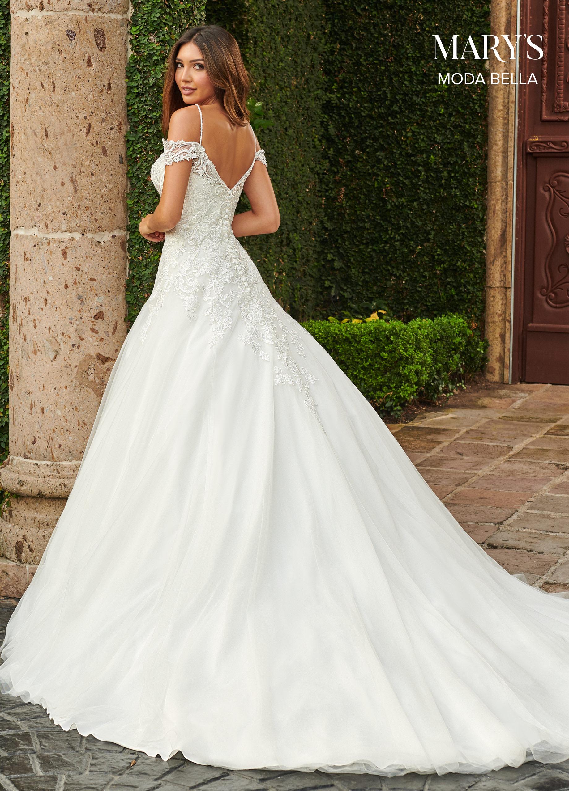 Bridal Dresses | Moda Bella | Style - MB2116