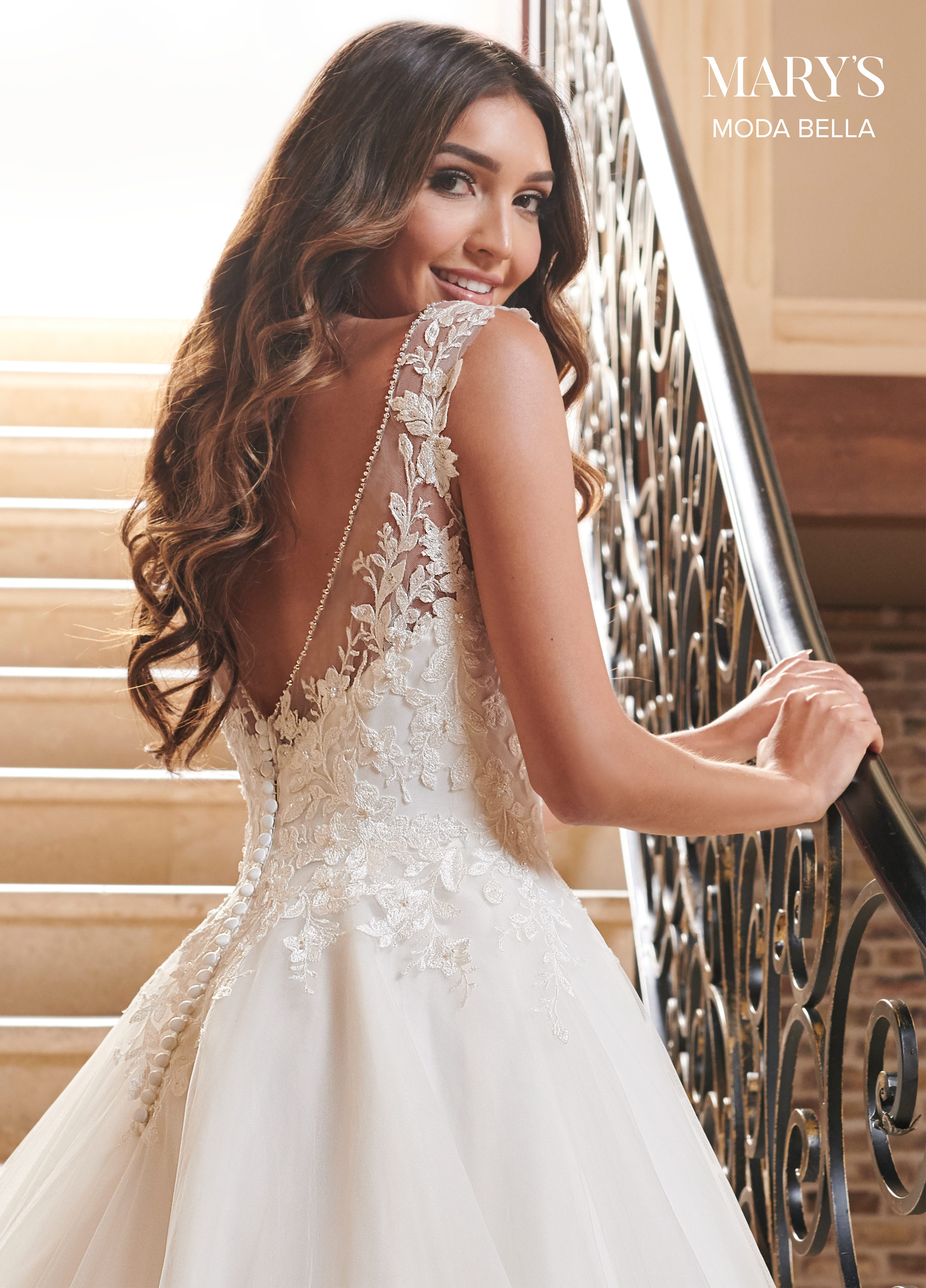 Bridal Dresses | Moda Bella | Style - MB2117