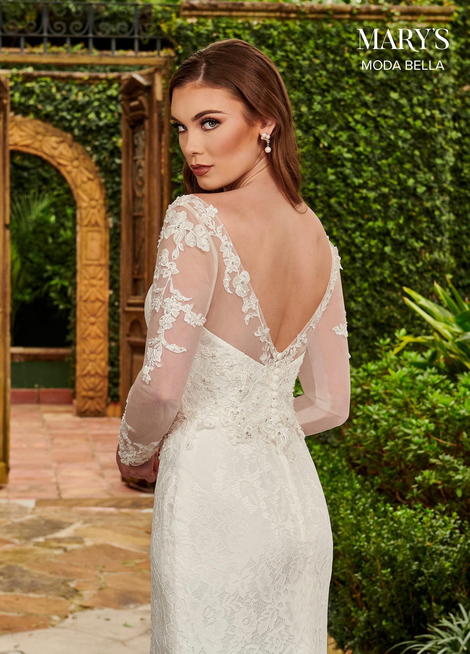 Bridal Dresses | Moda Bella | Style - MB2118