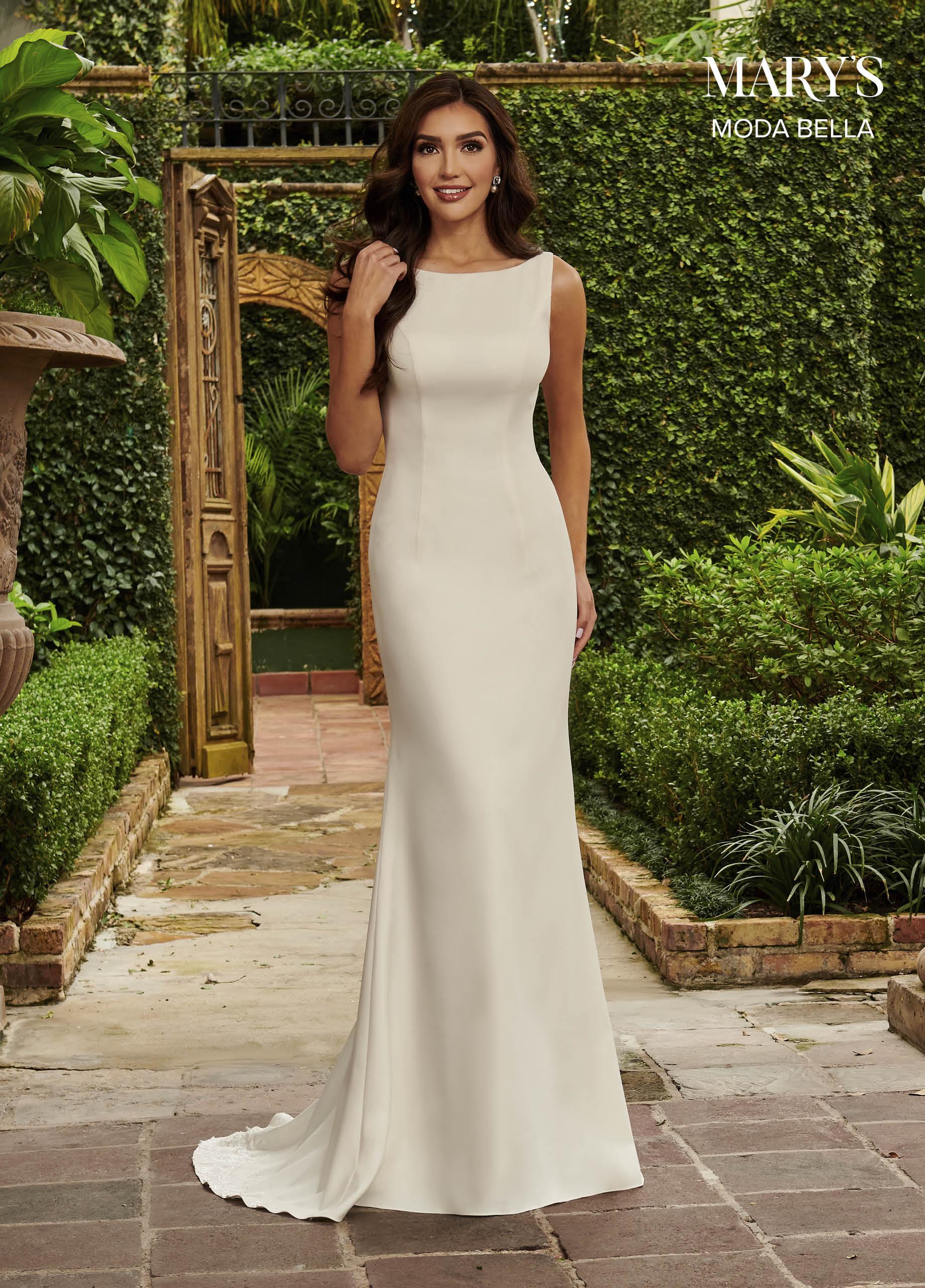 Bridal Dresses | Moda Bella | Style - MB2119