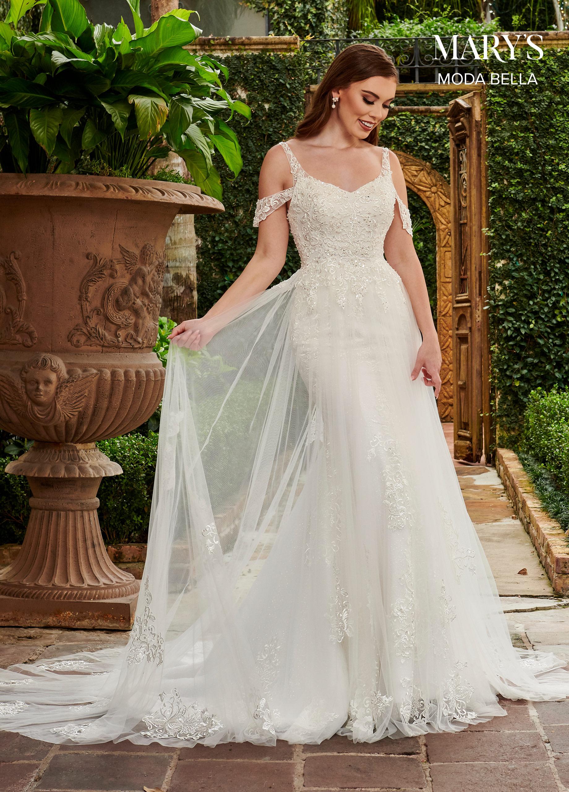 Bridal Dresses | Moda Bella | Style - MB2120