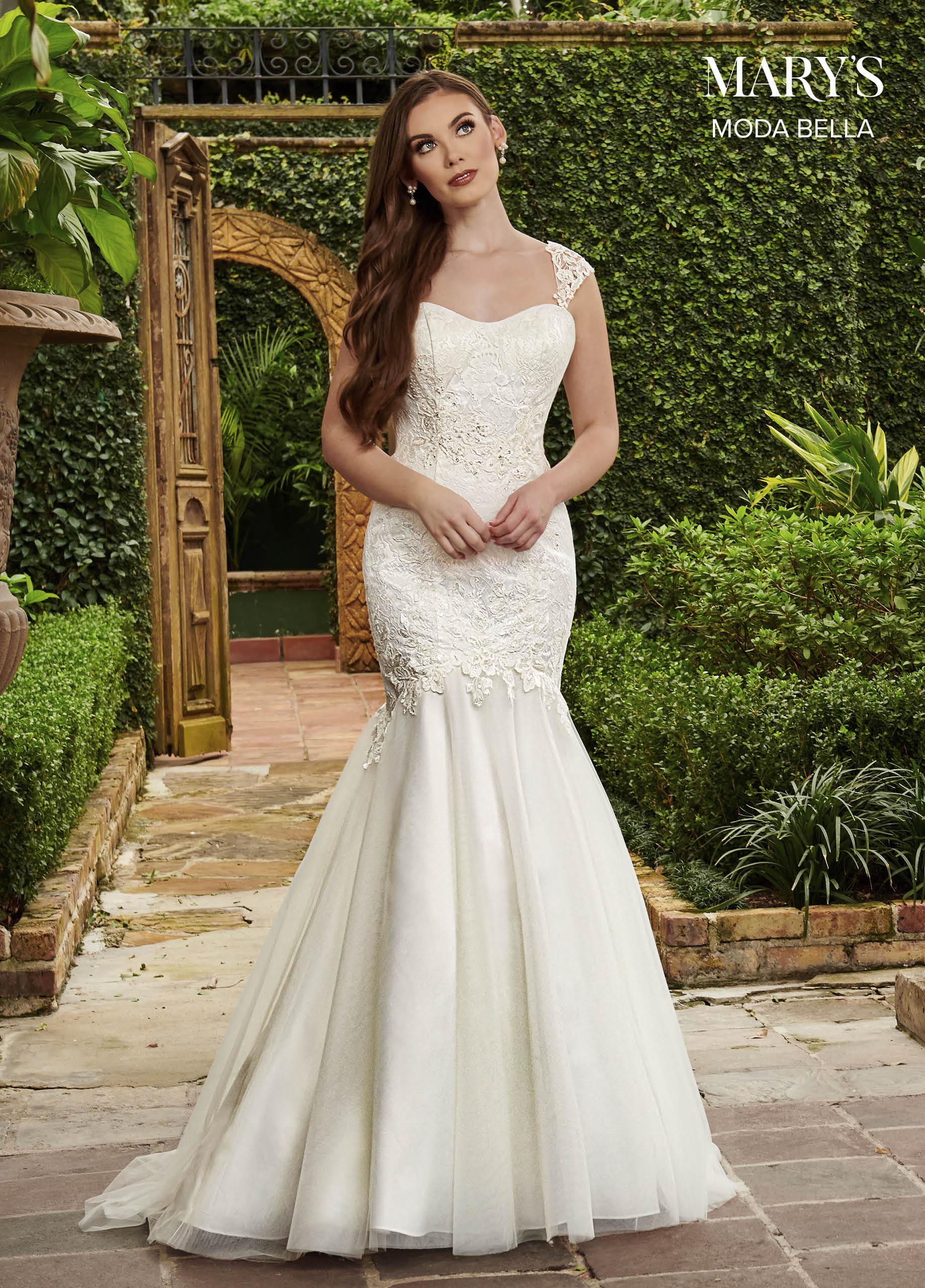 Bridal Dresses | Moda Bella | Style - MB2121