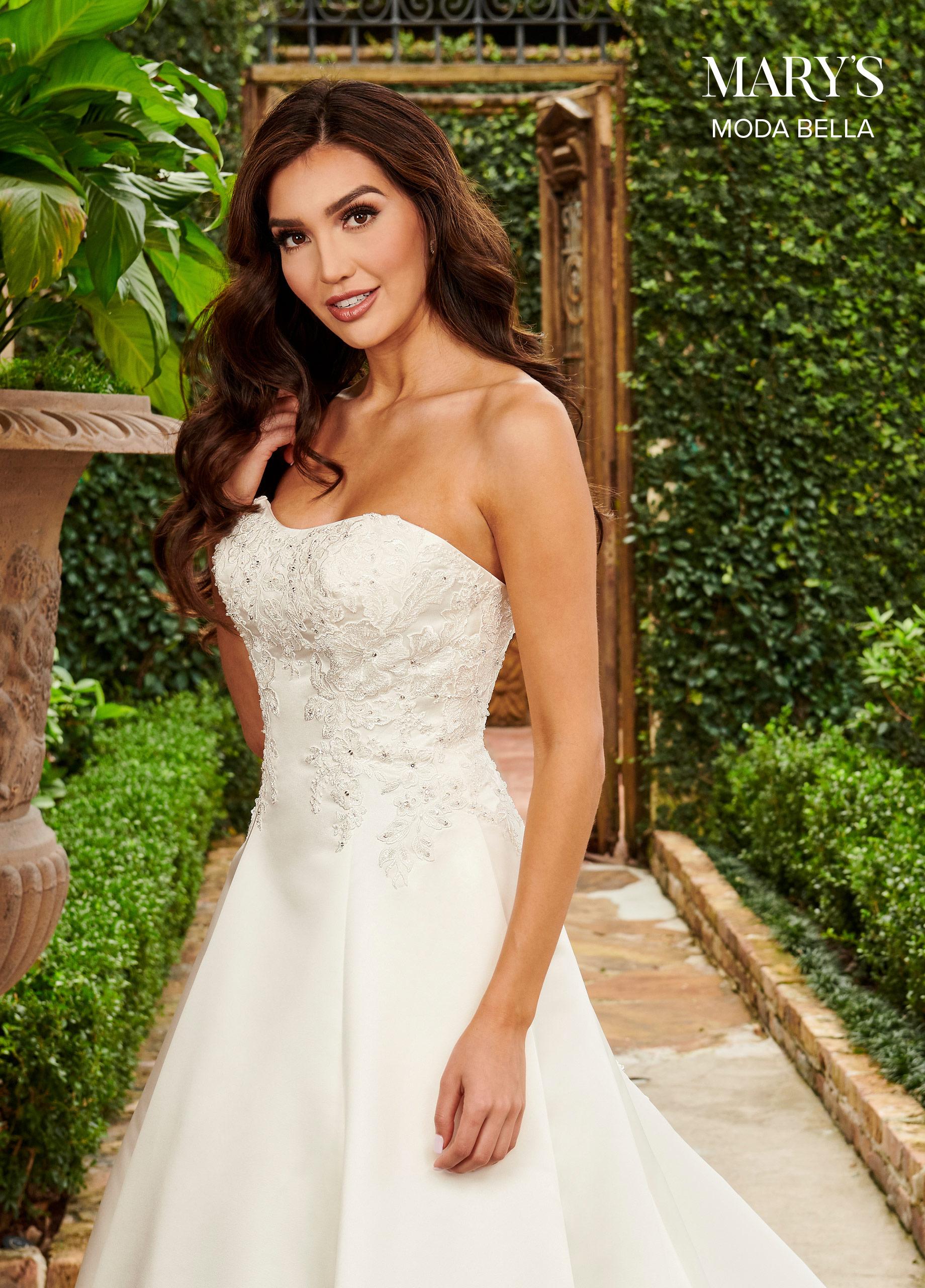 Bridal Dresses | Moda Bella | Style - MB2122