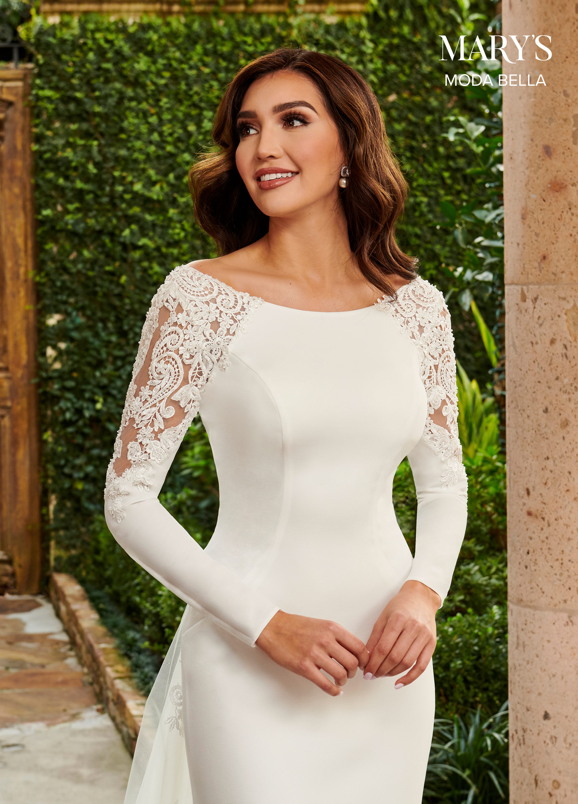 Bridal Dresses | Moda Bella | Style - MB2123