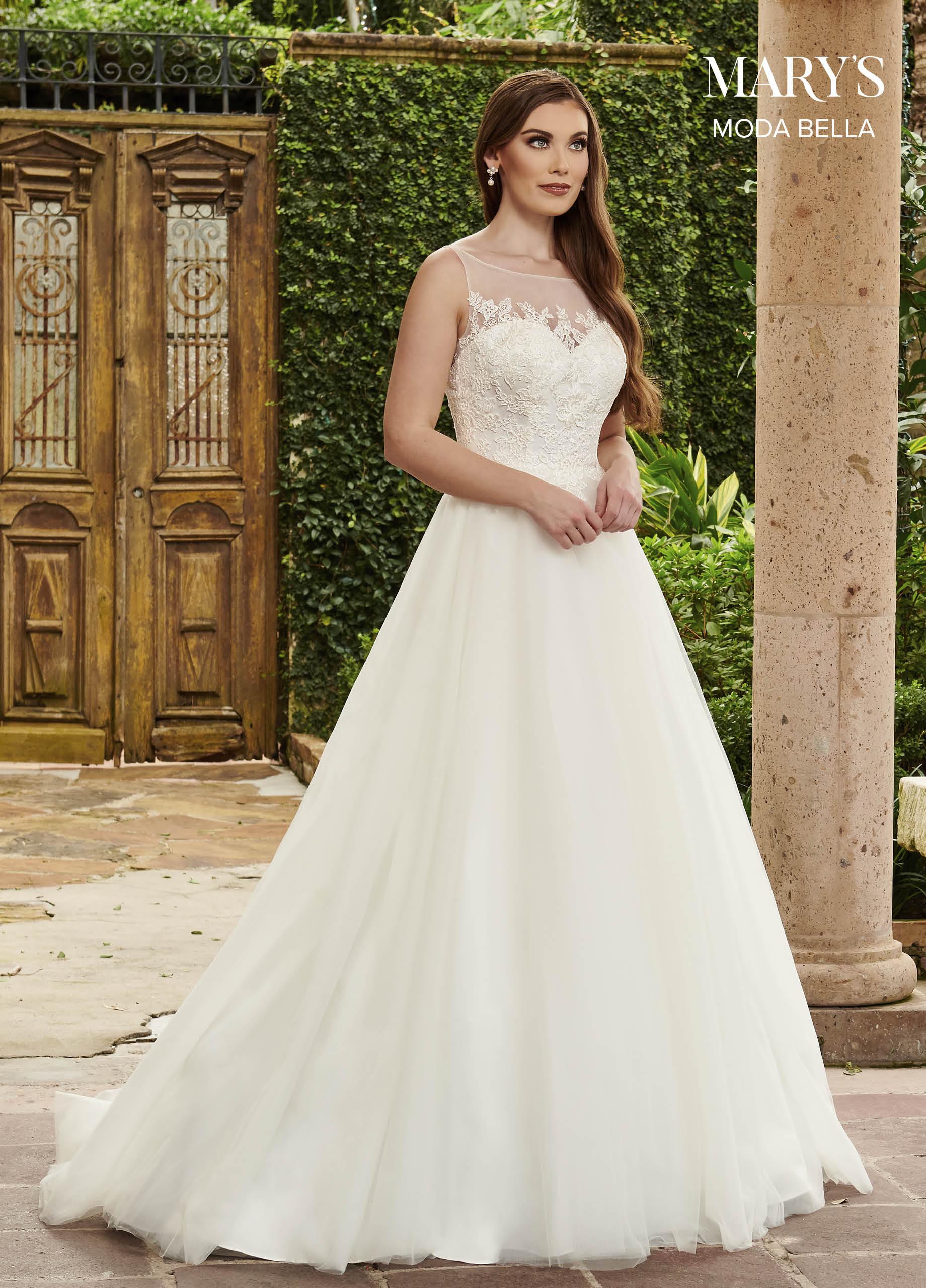 Bridal Dresses | Moda Bella | Style - MB2124