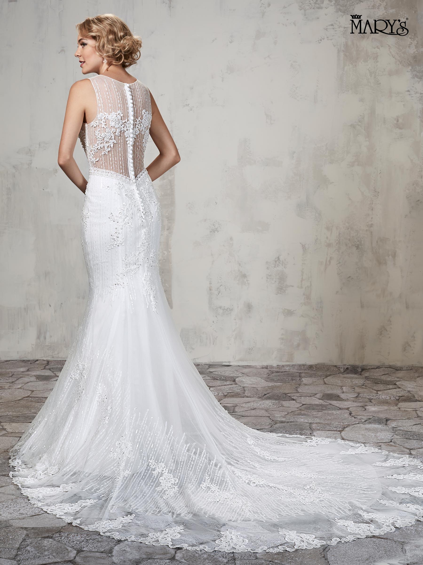 Bridal Wedding Dresses | Mary's | Style - MB3001