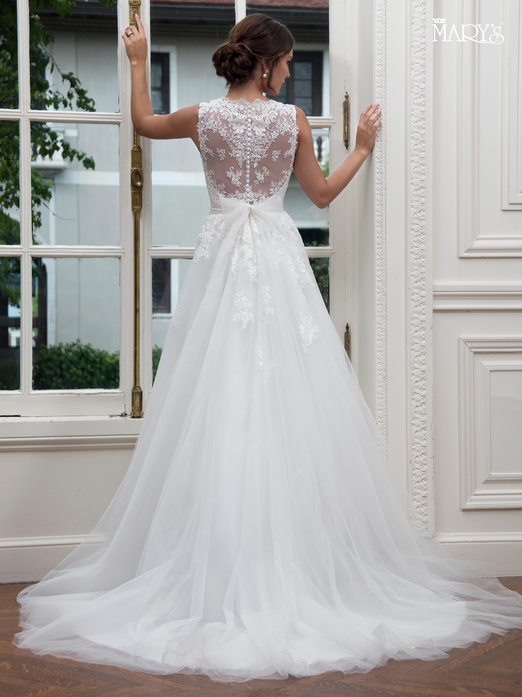 Bridal Wedding Dresses   Mary's   Style - MB3002