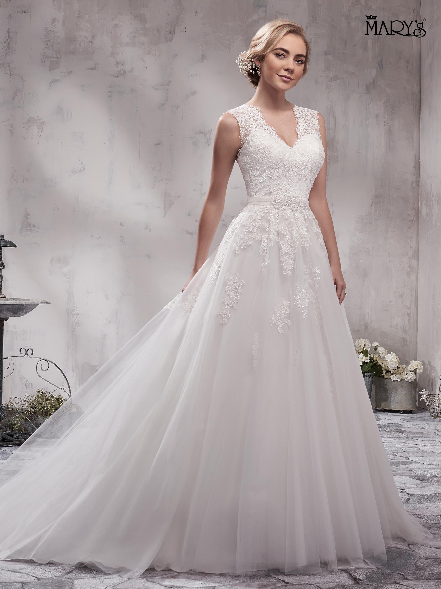 Bridal Wedding Dresses | Mary's | Style - MB3002