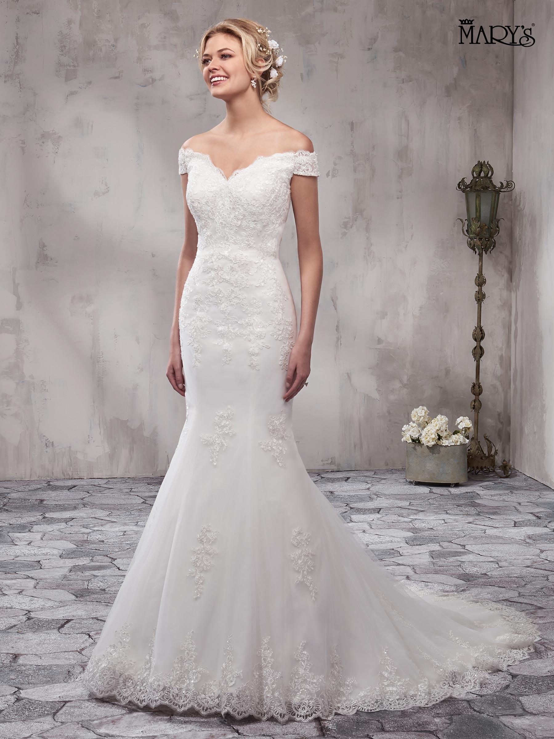 Bridal Wedding Dresses | Mary's | Style - MB3003