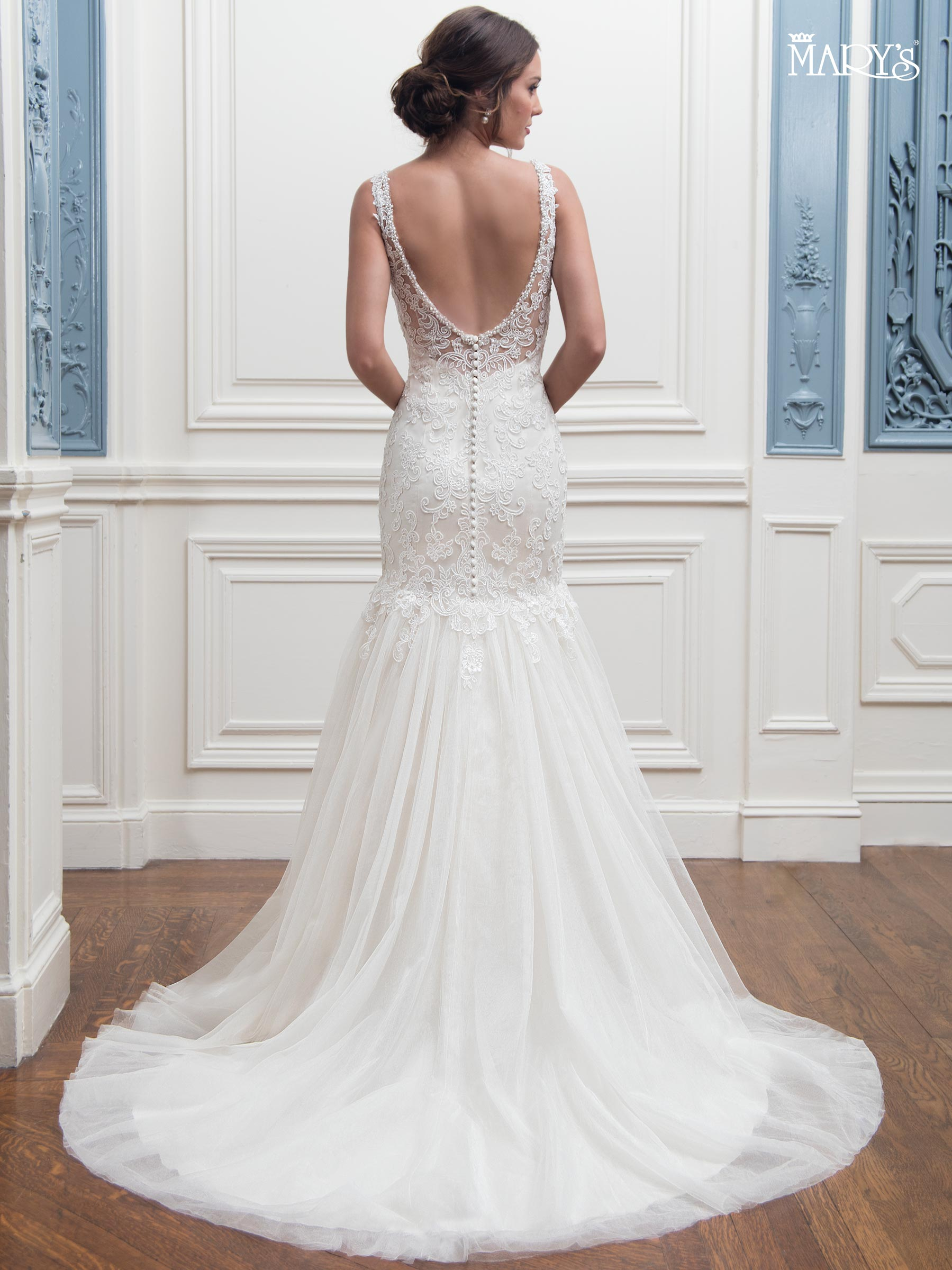 Bridal Wedding Dresses | Mary's | Style - MB3004