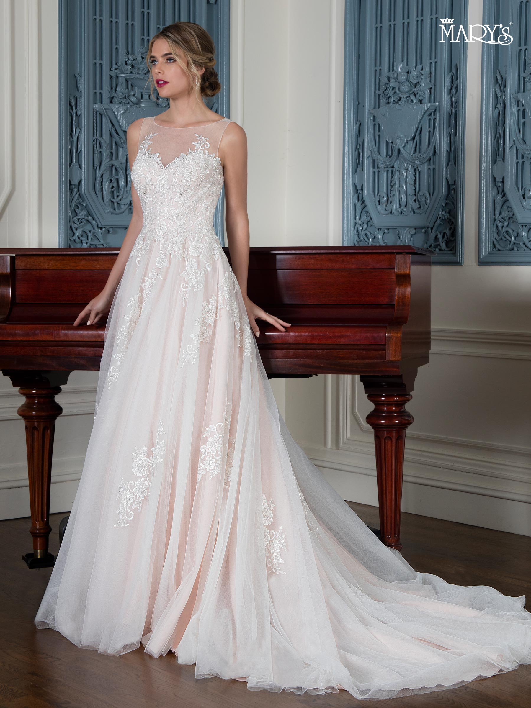 Bridal Wedding Dresses | Mary's | Style - MB3005