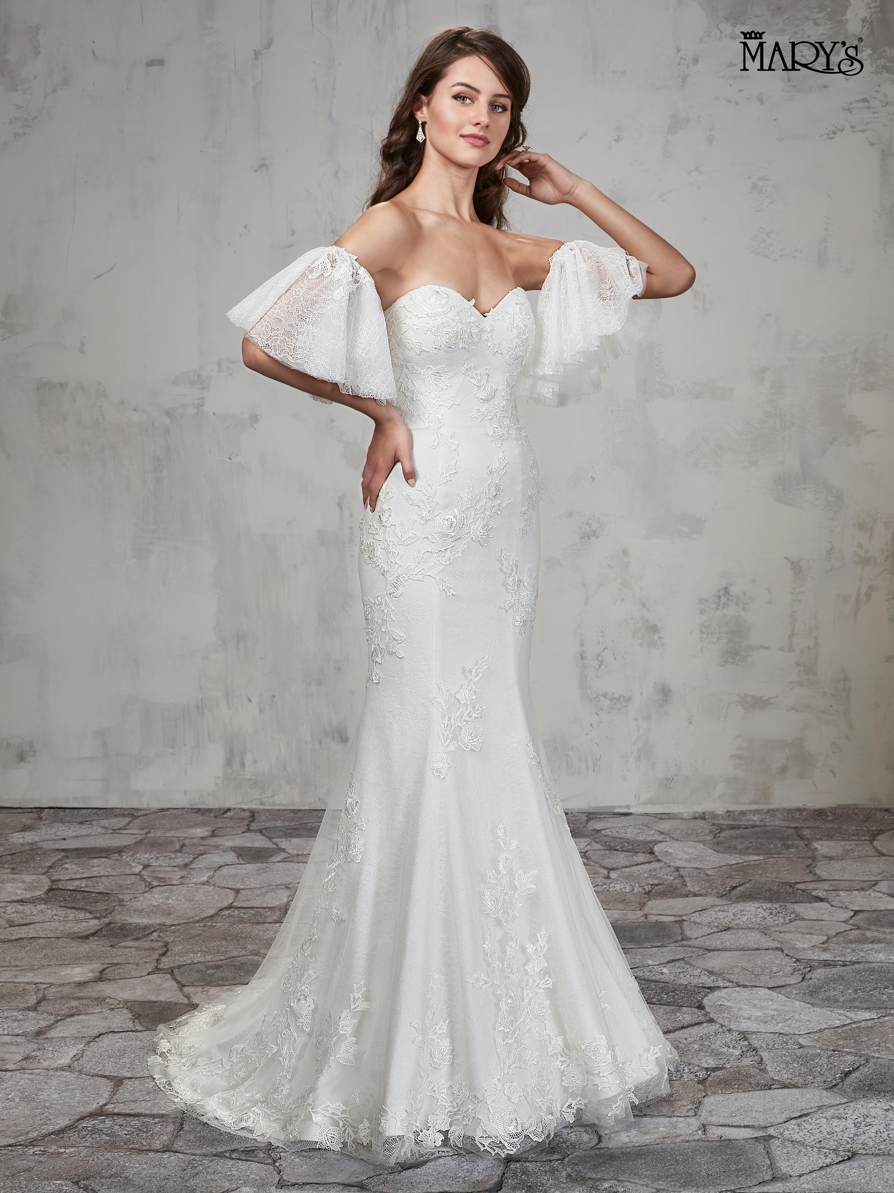 Bridal Wedding Dresses | Mary's | Style - MB3006