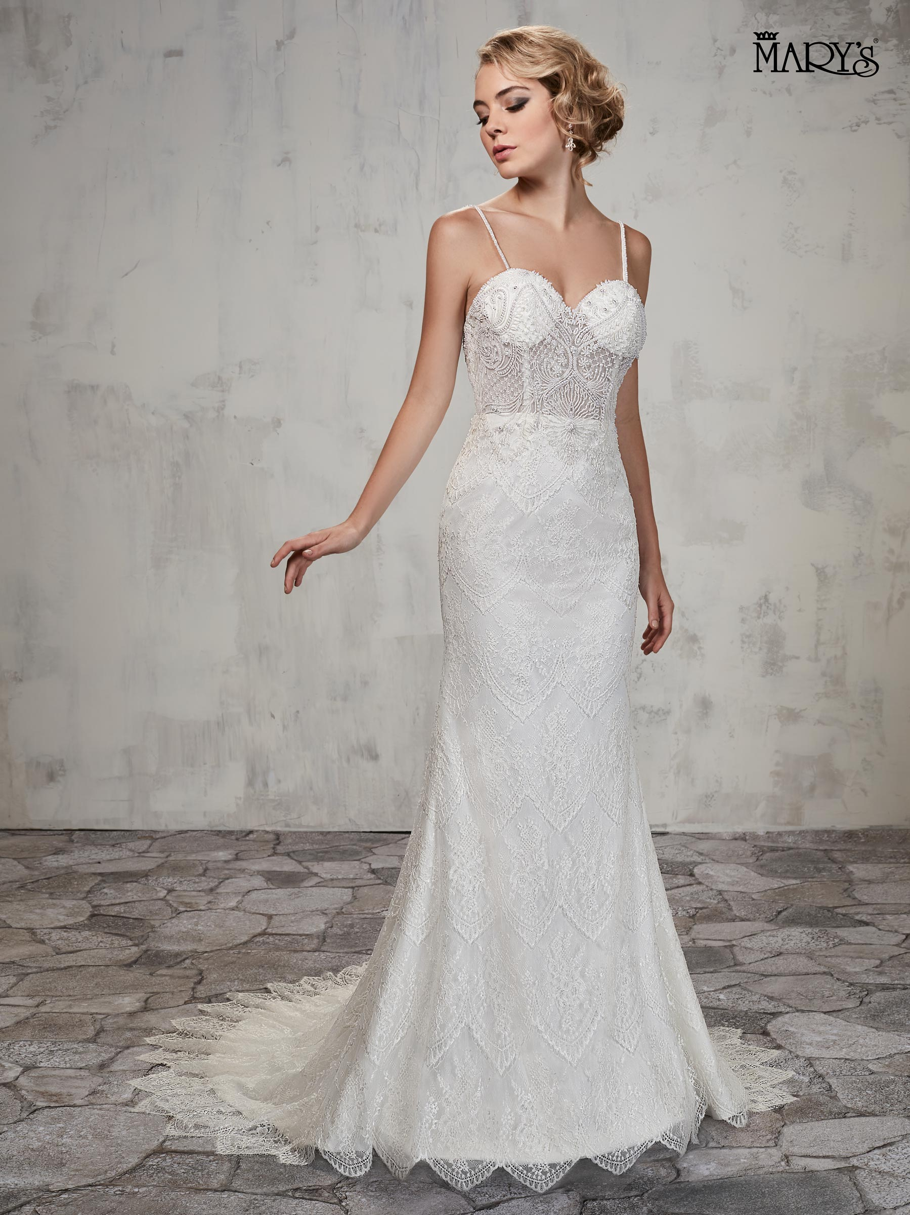 Bridal Wedding Dresses   Mary's   Style - MB3008
