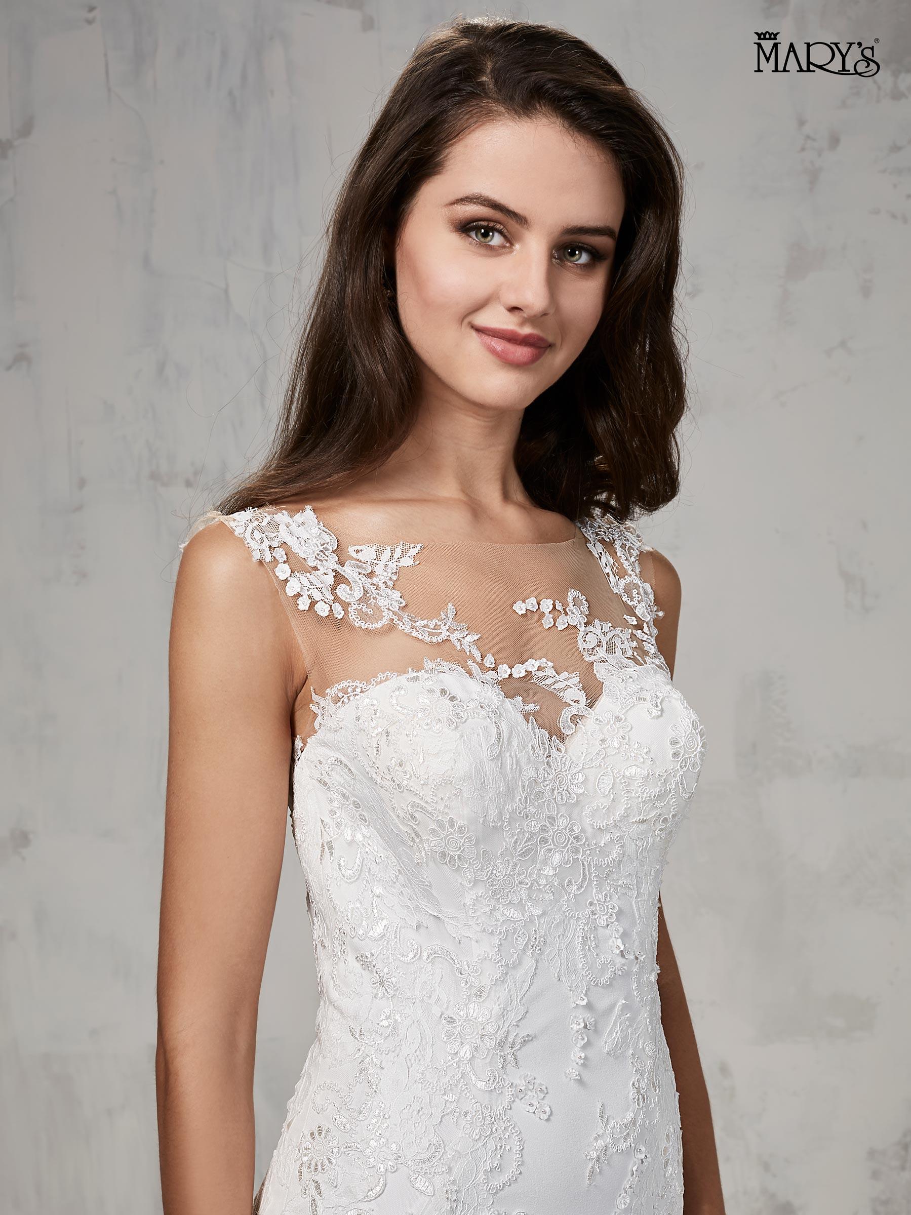 Bridal Wedding Dresses | Mary's | Style - MB3009