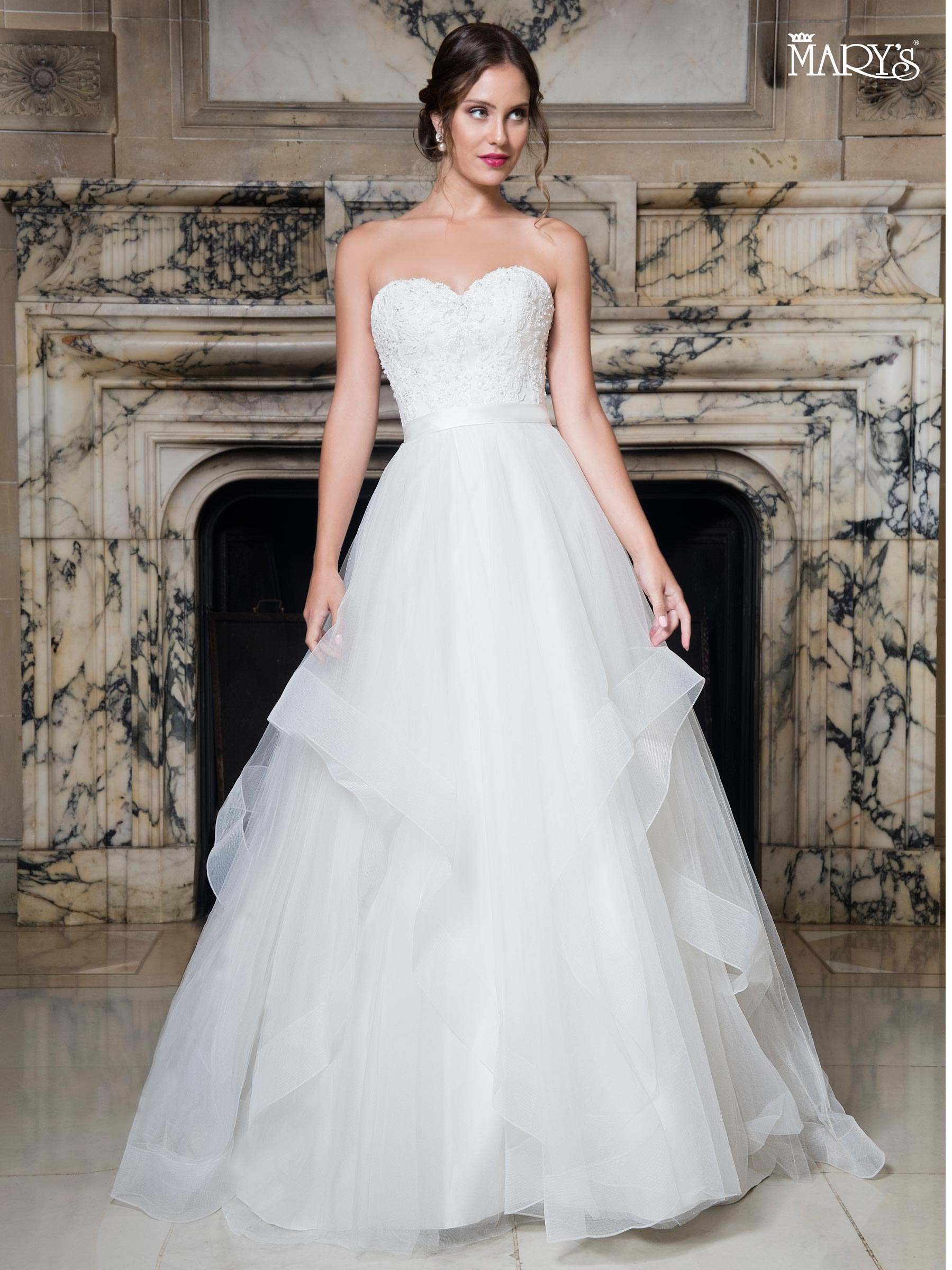 Bridal Wedding Dresses | Mary's | Style - MB3010