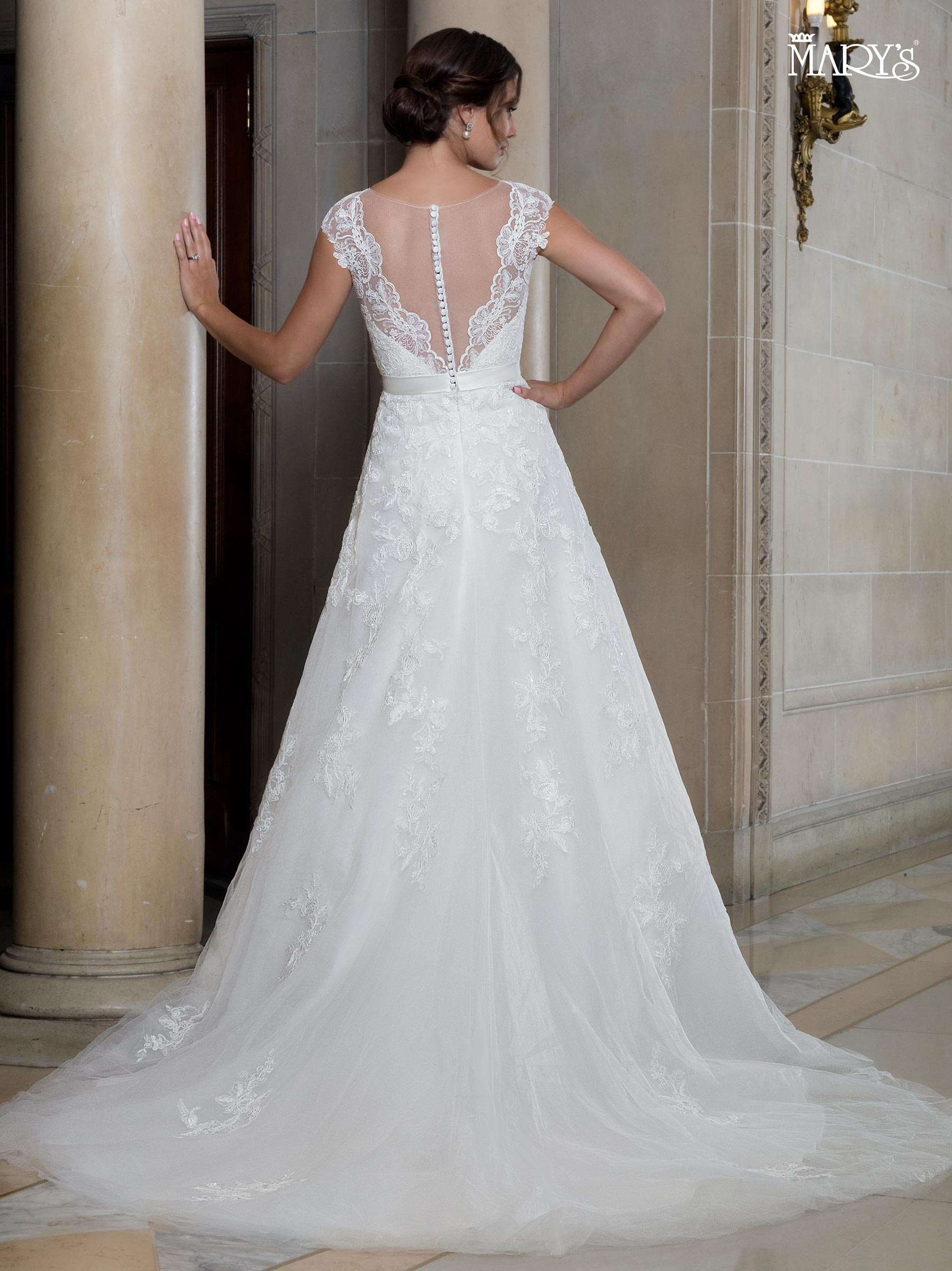 Bridal Wedding Dresses | Mary's | Style - MB3013