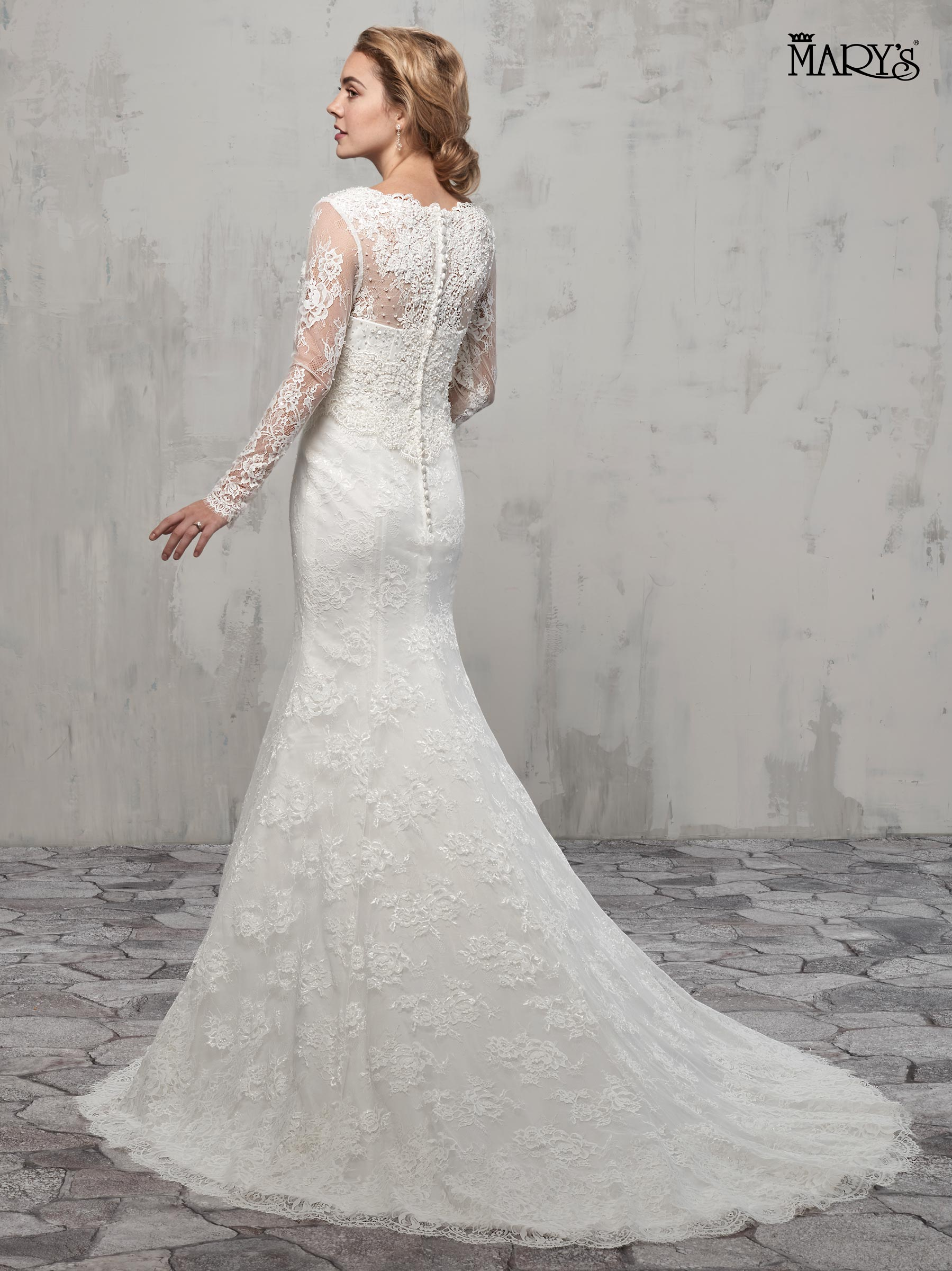 Bridal Wedding Dresses | Mary's | Style - MB3014