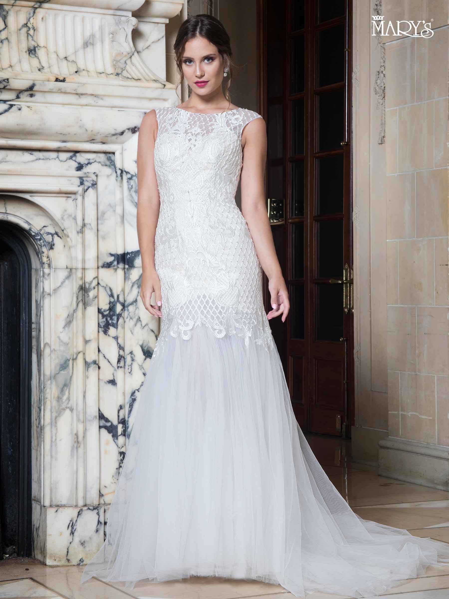 Bridal Wedding Dresses | Mary's | Style - MB3015