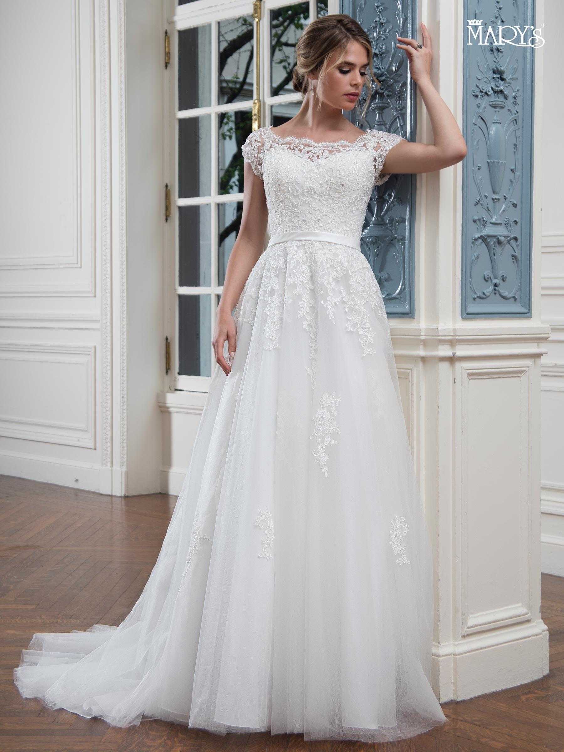 Bridal Wedding Dresses | Mary's | Style - MB3016