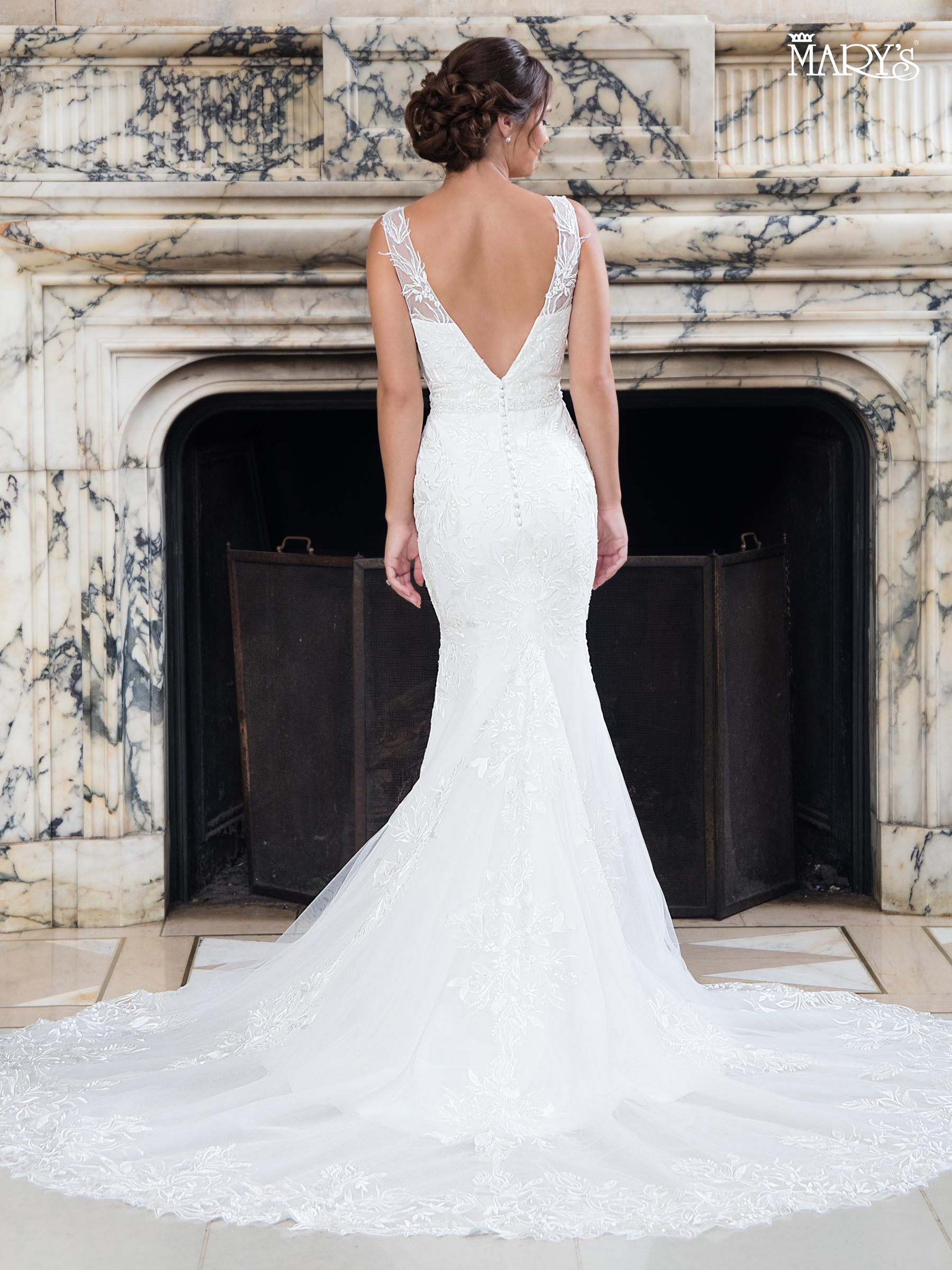 Bridal Wedding Dresses | Mary's | Style - MB3017
