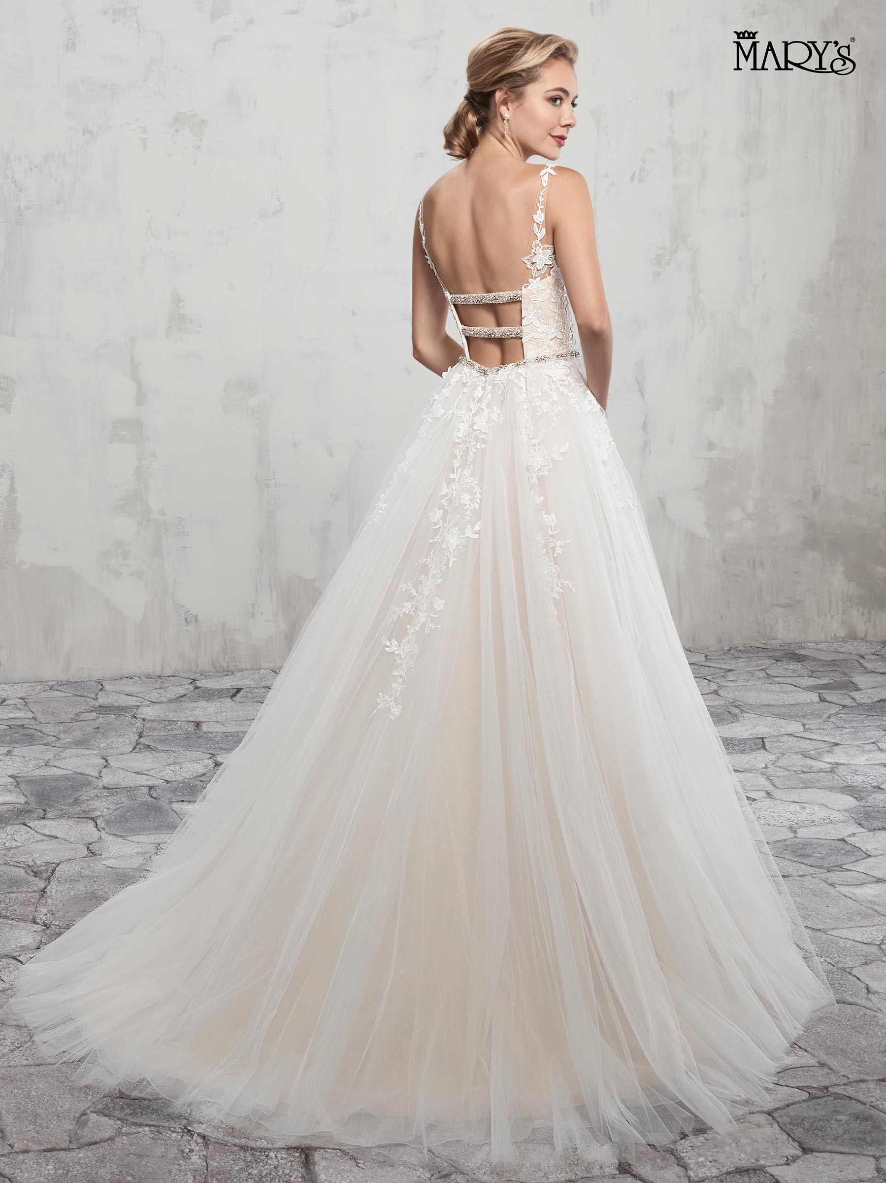 Bridal Wedding Dresses | Mary's | Style - MB3018