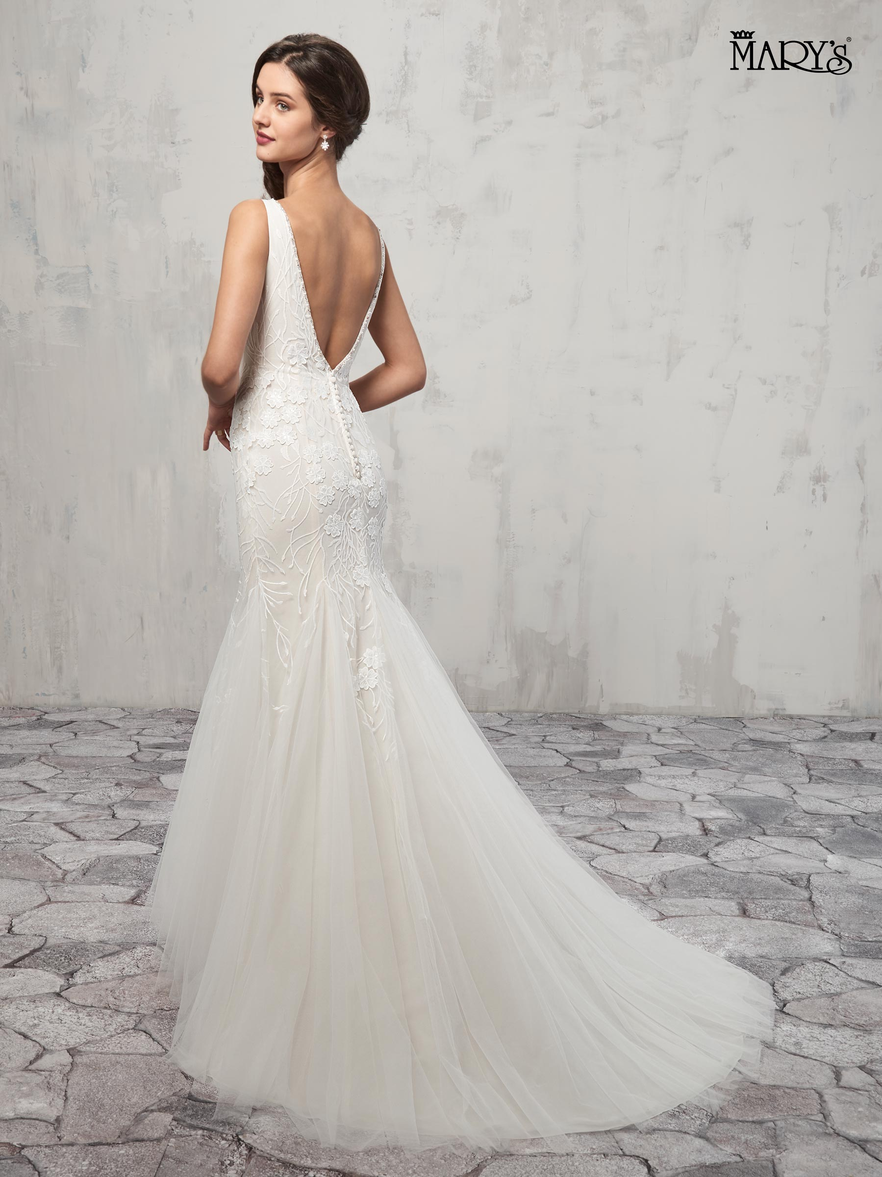 Bridal Wedding Dresses | Mary's | Style - MB3019