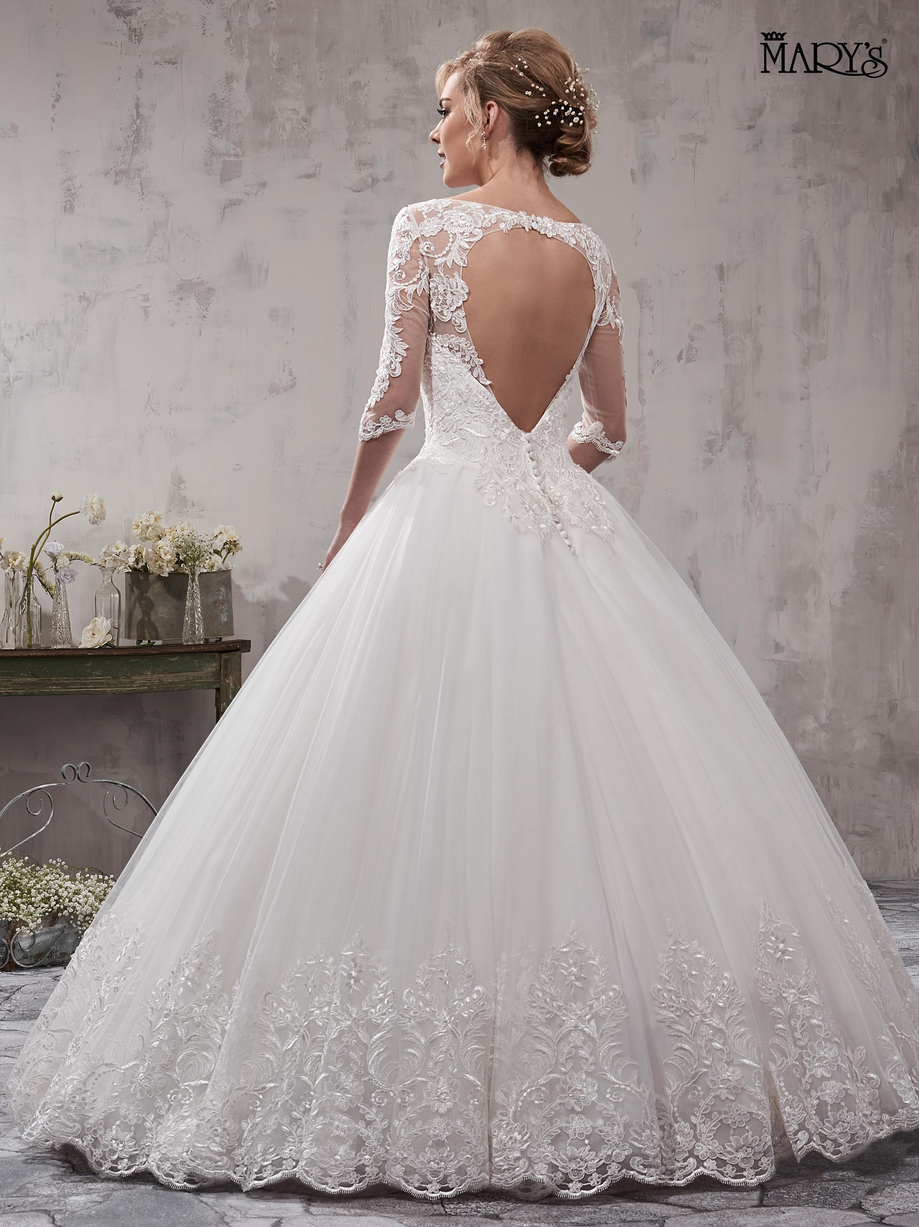 Florencia Bridal Dresses | Florencia | Style - MB3020