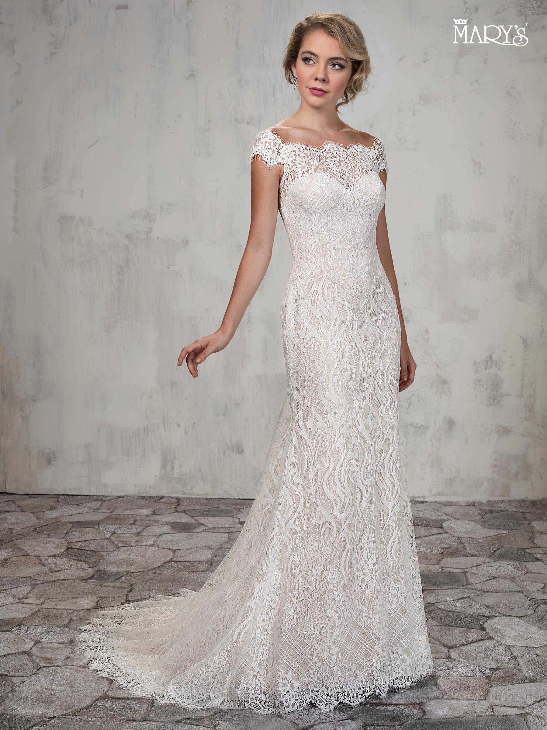 Bridal Wedding Dresses | Mary's | Style - MB3024