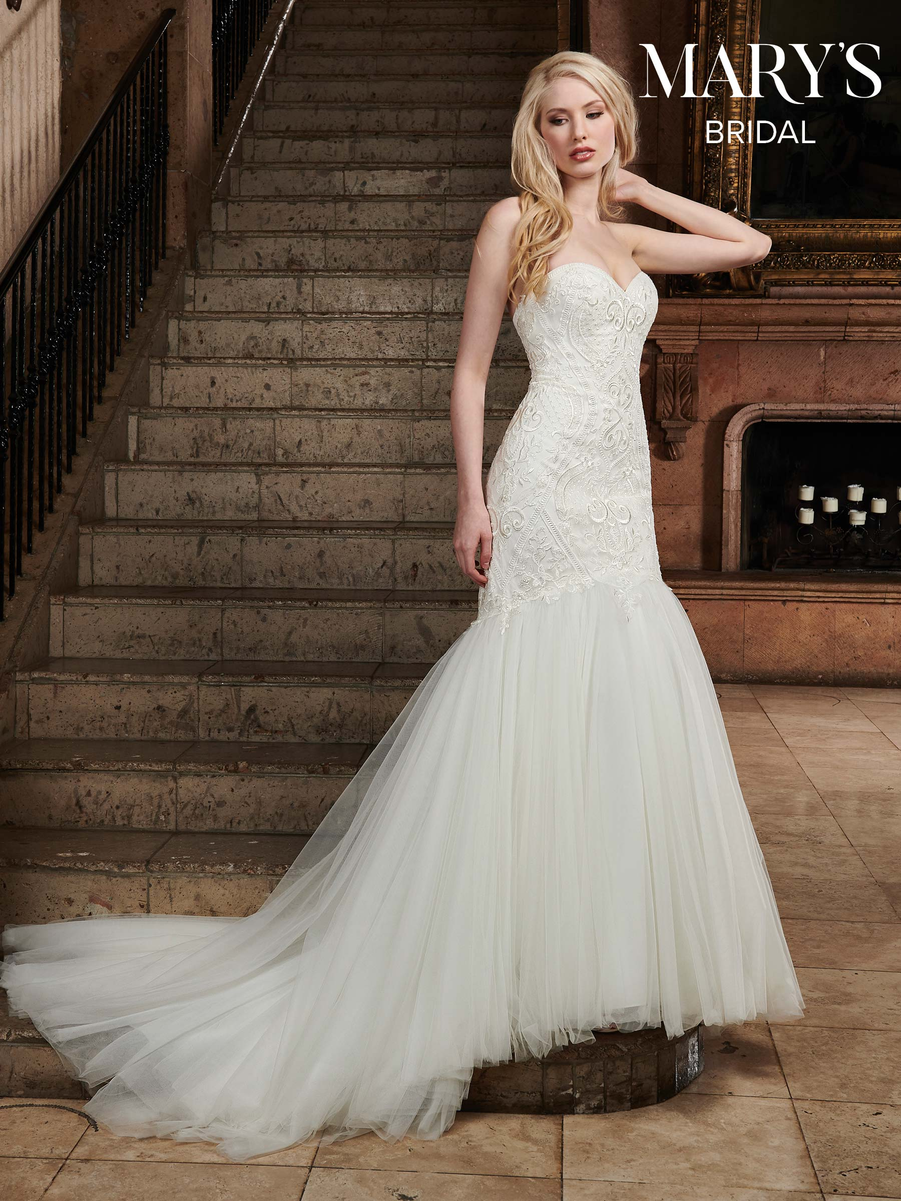 Bridal Wedding Dresses | Mary's | Style - MB3029