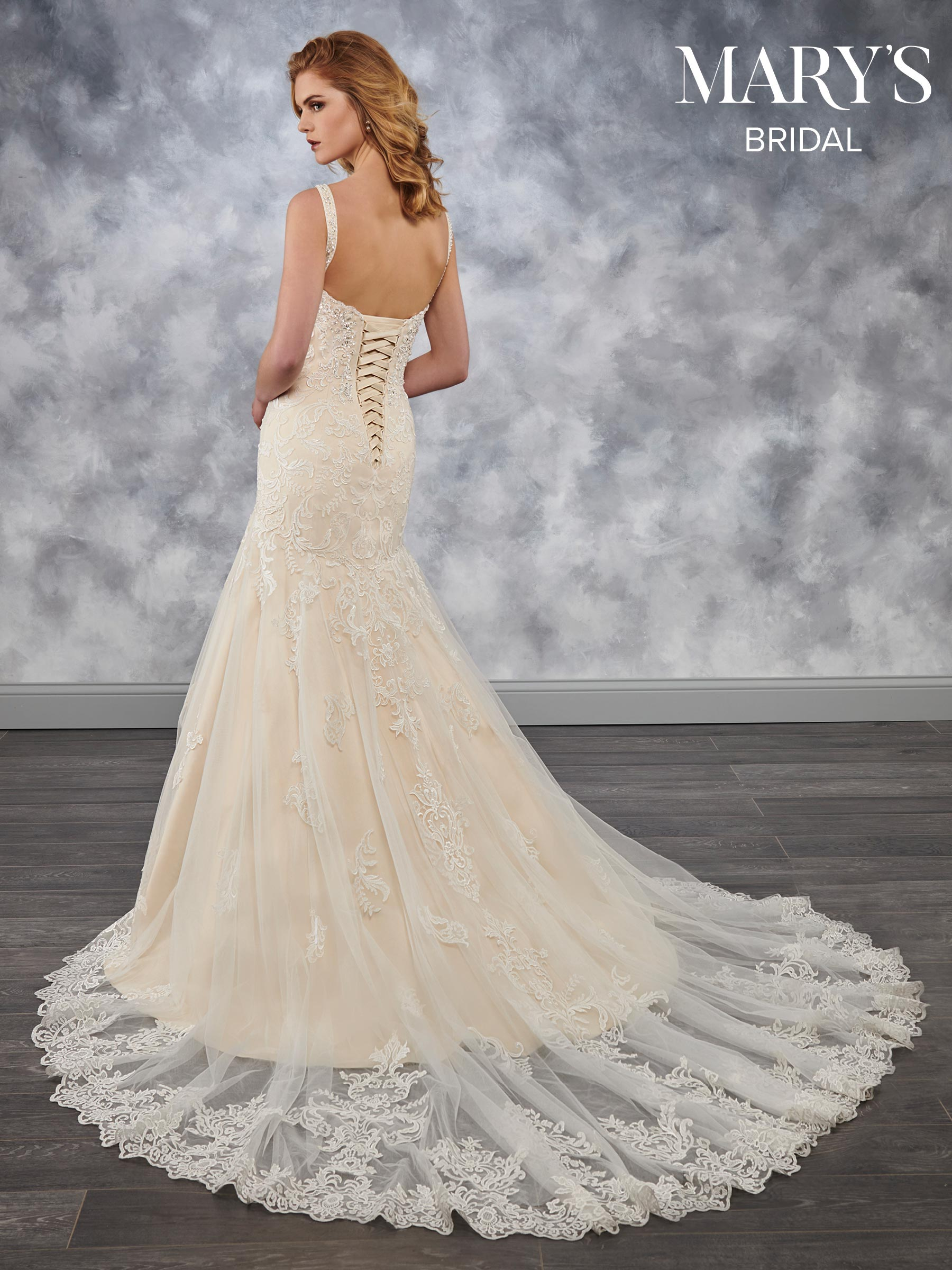 Bridal Wedding Dresses | Mary's | Style - MB3030