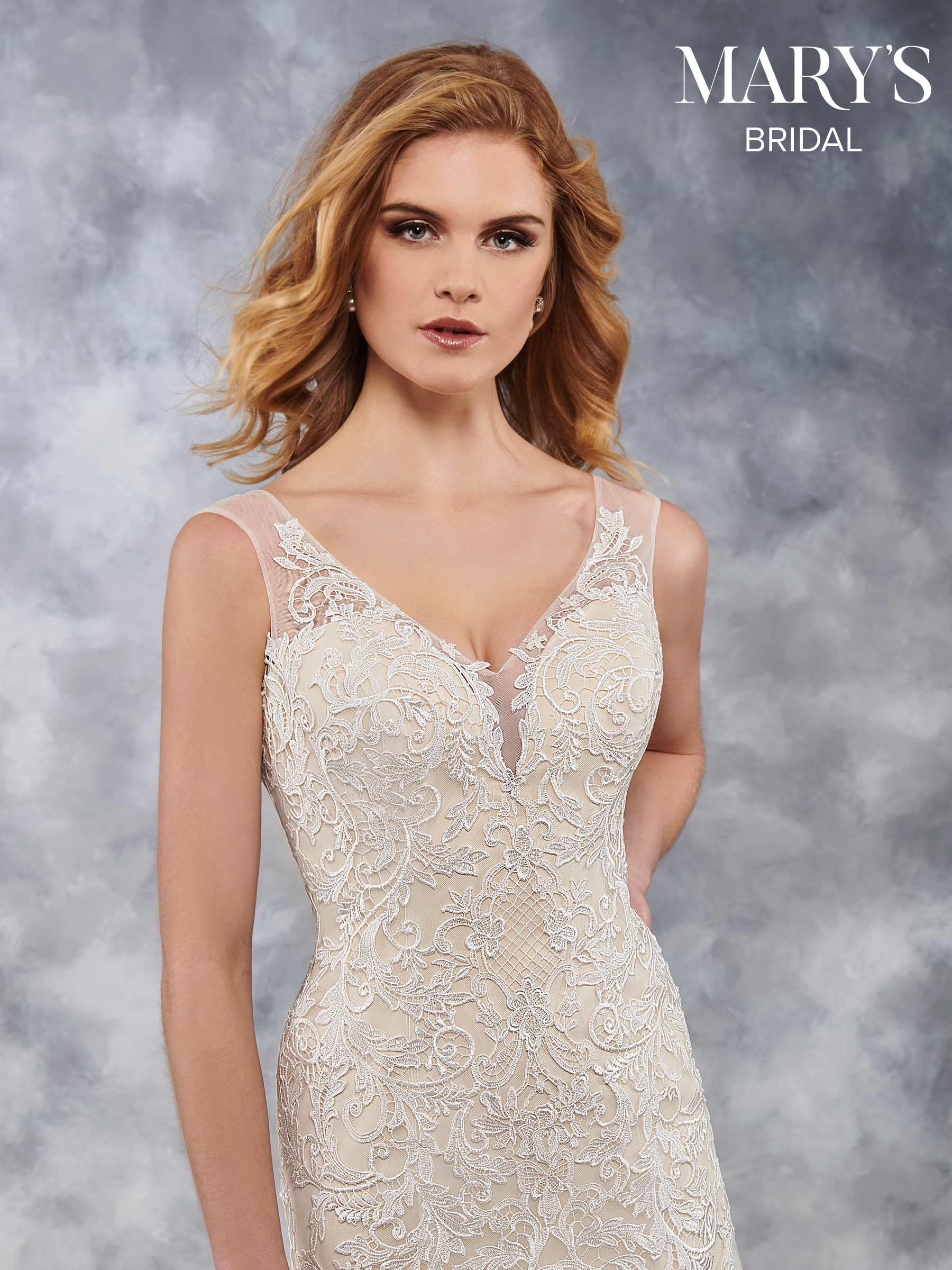 Bridal Wedding Dresses | Mary's | Style - MB3032