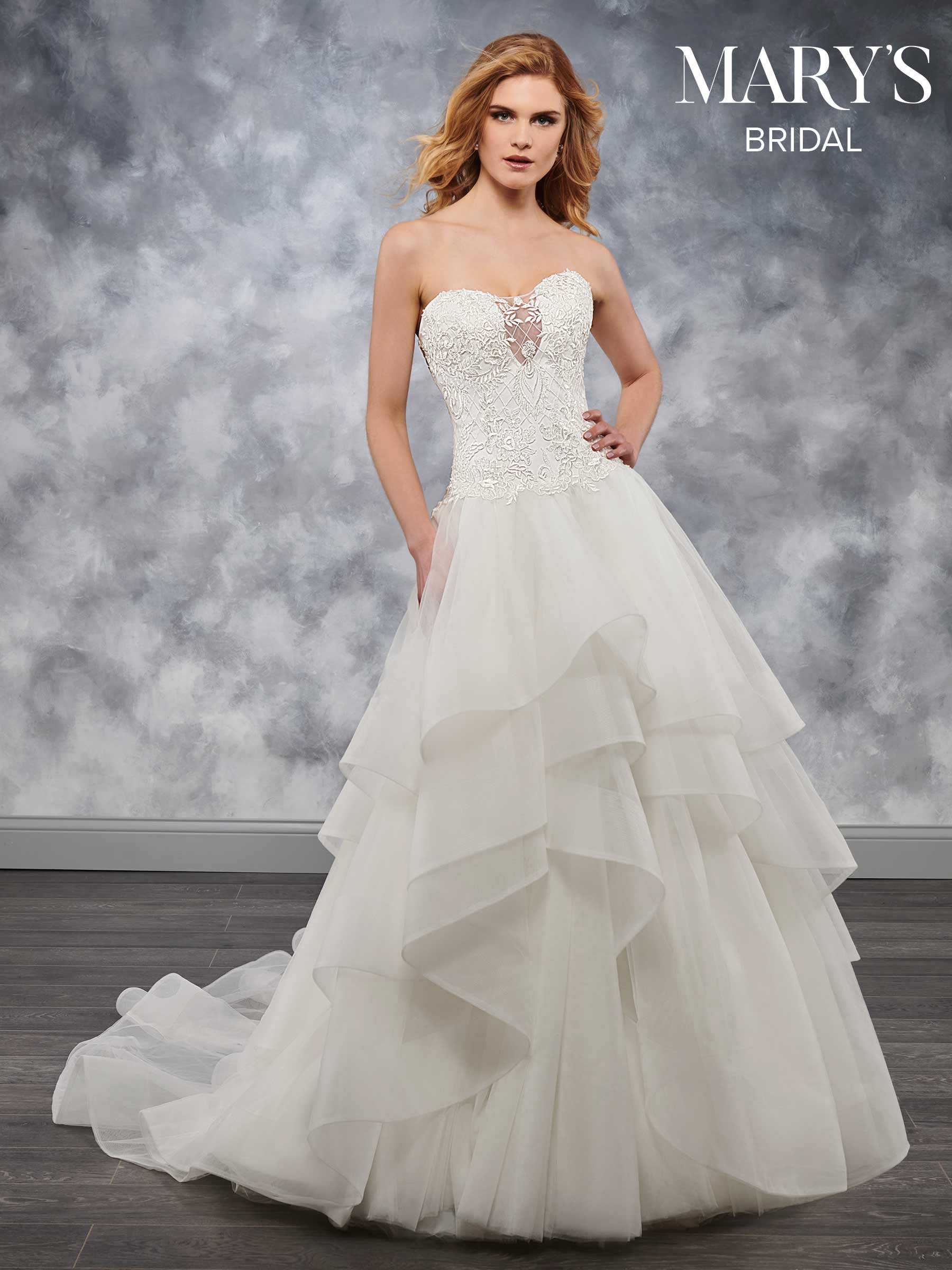 Bridal Wedding Dresses | Mary's | Style - MB3034
