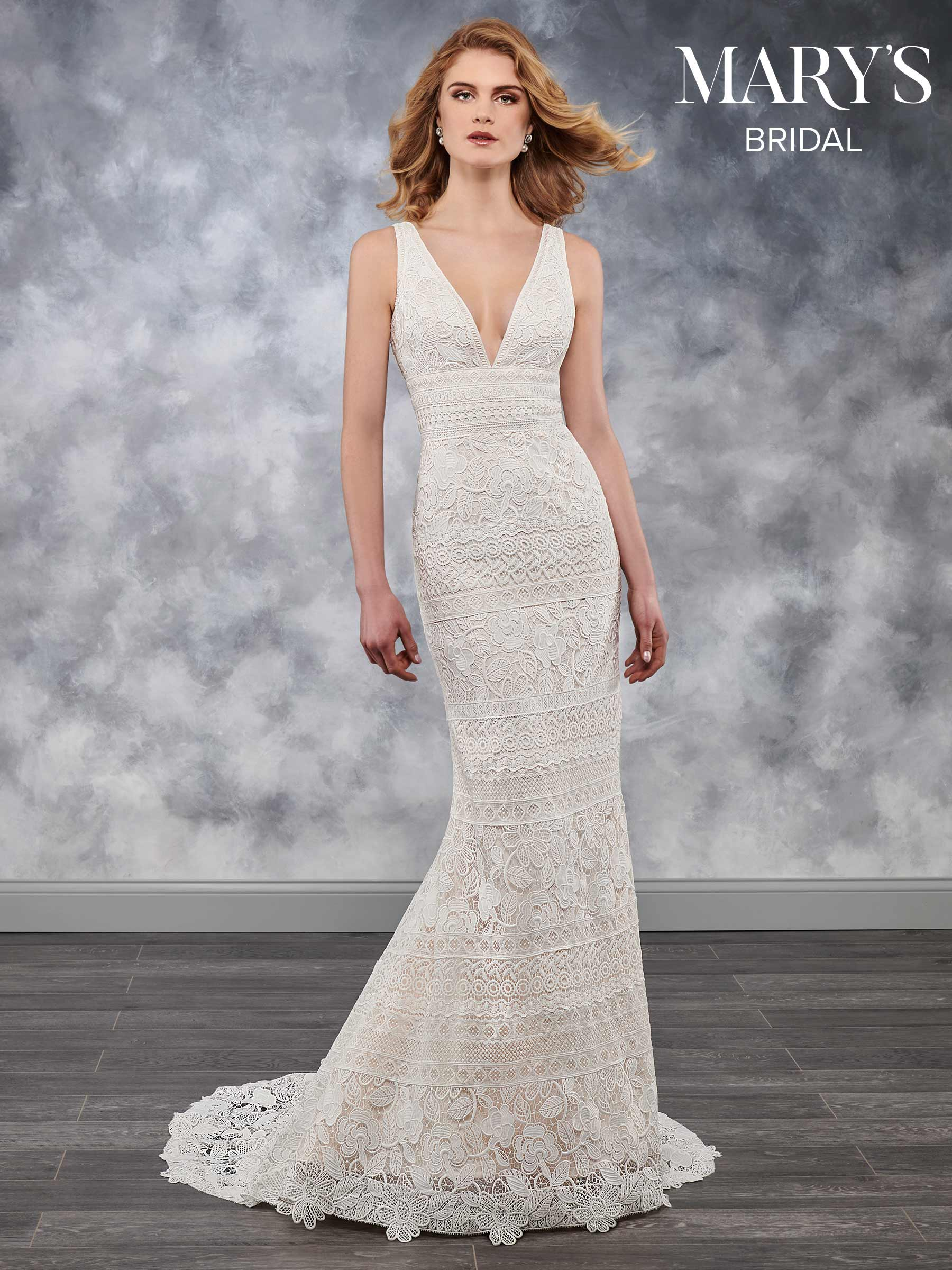Bridal Wedding Dresses | Mary's | Style - MB3036