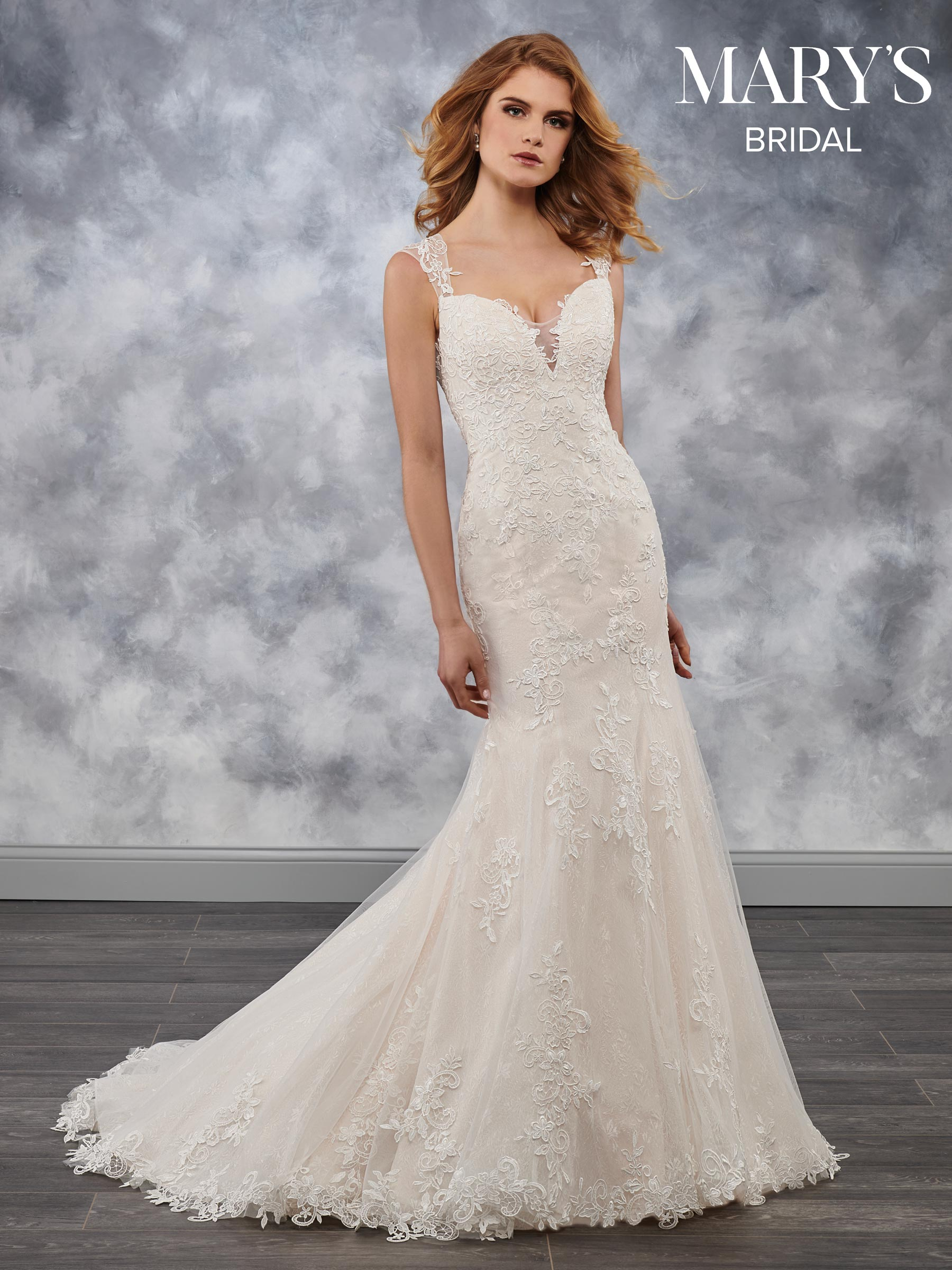 Bridal Wedding Dresses | Mary's | Style - MB3038