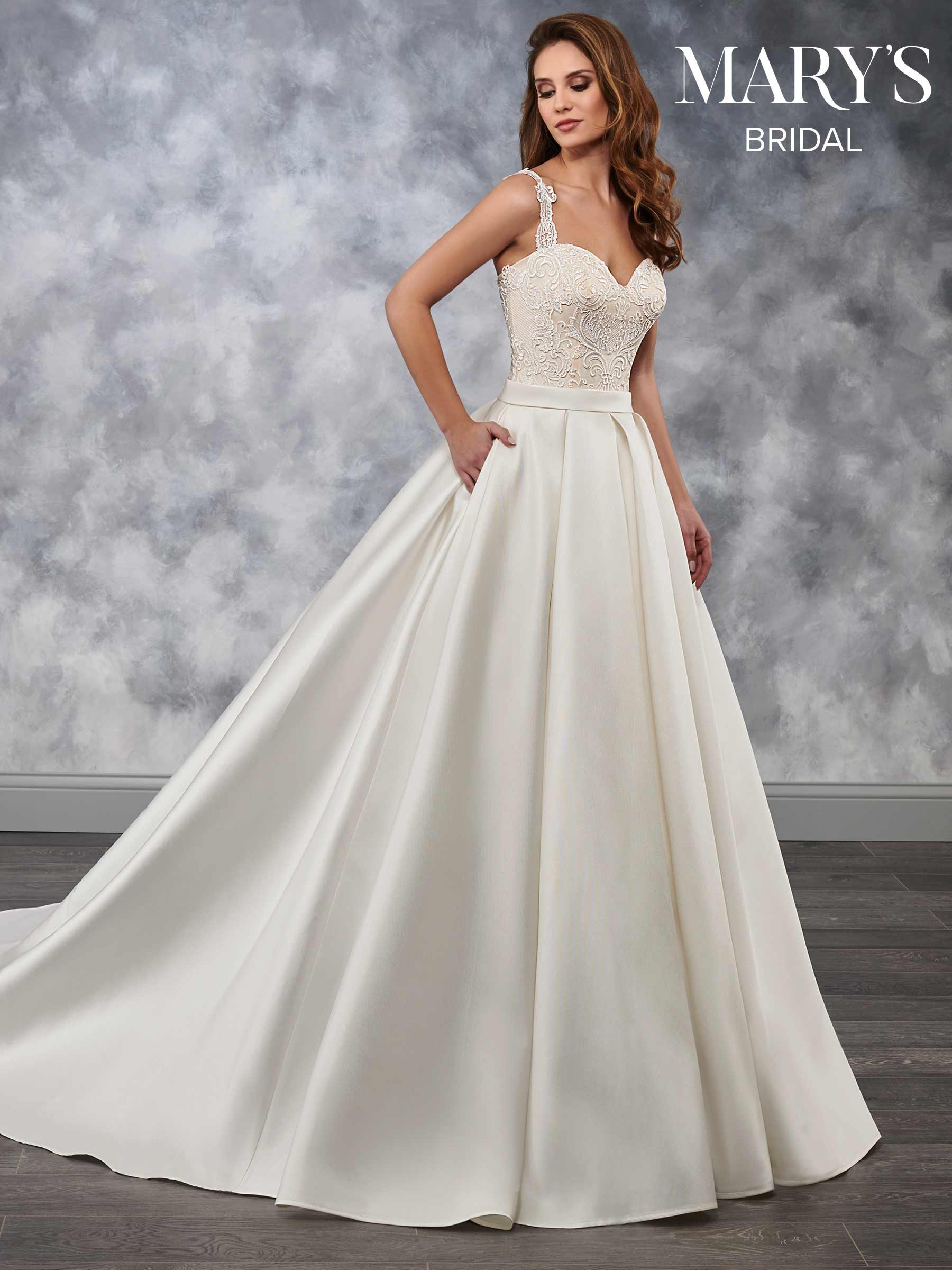 Bridal Wedding Dresses | Mary's | Style - MB3039