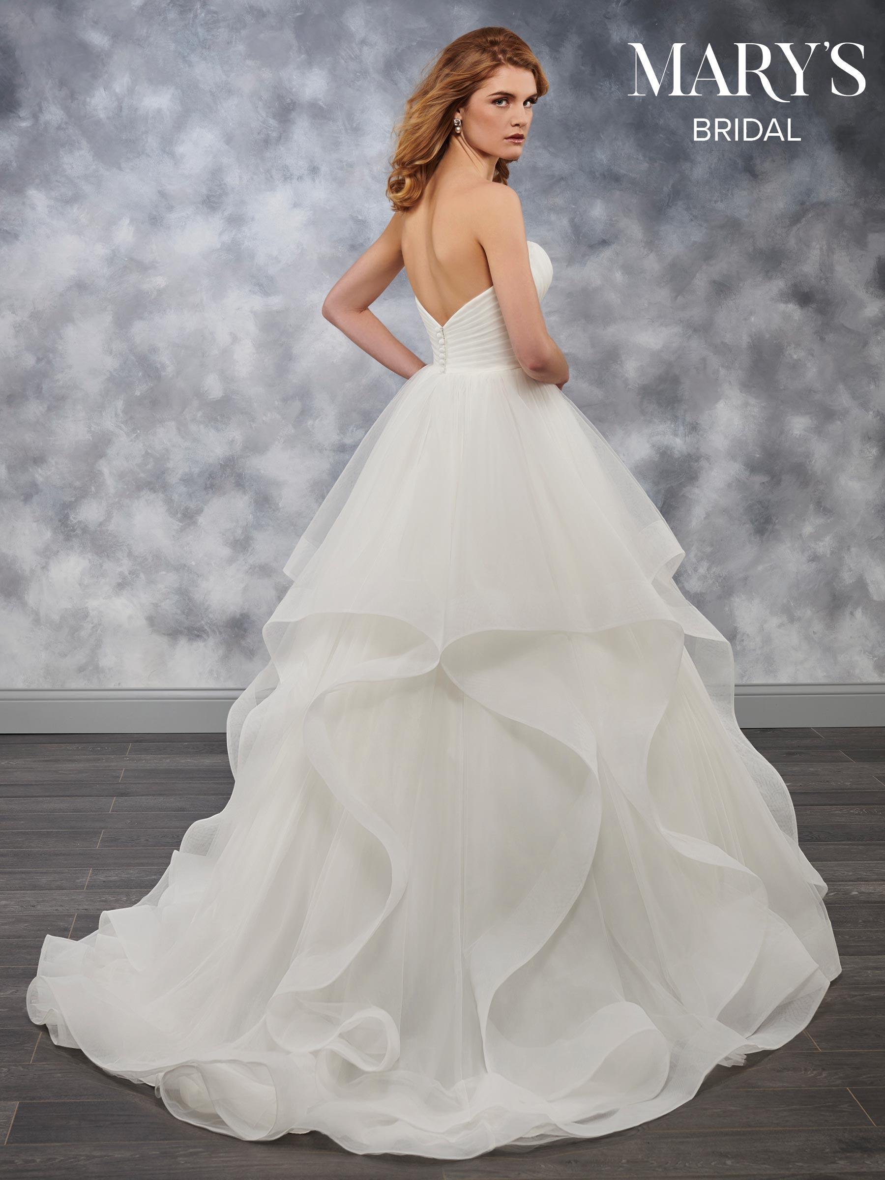 Bridal Wedding Dresses | Mary's | Style - MB3040