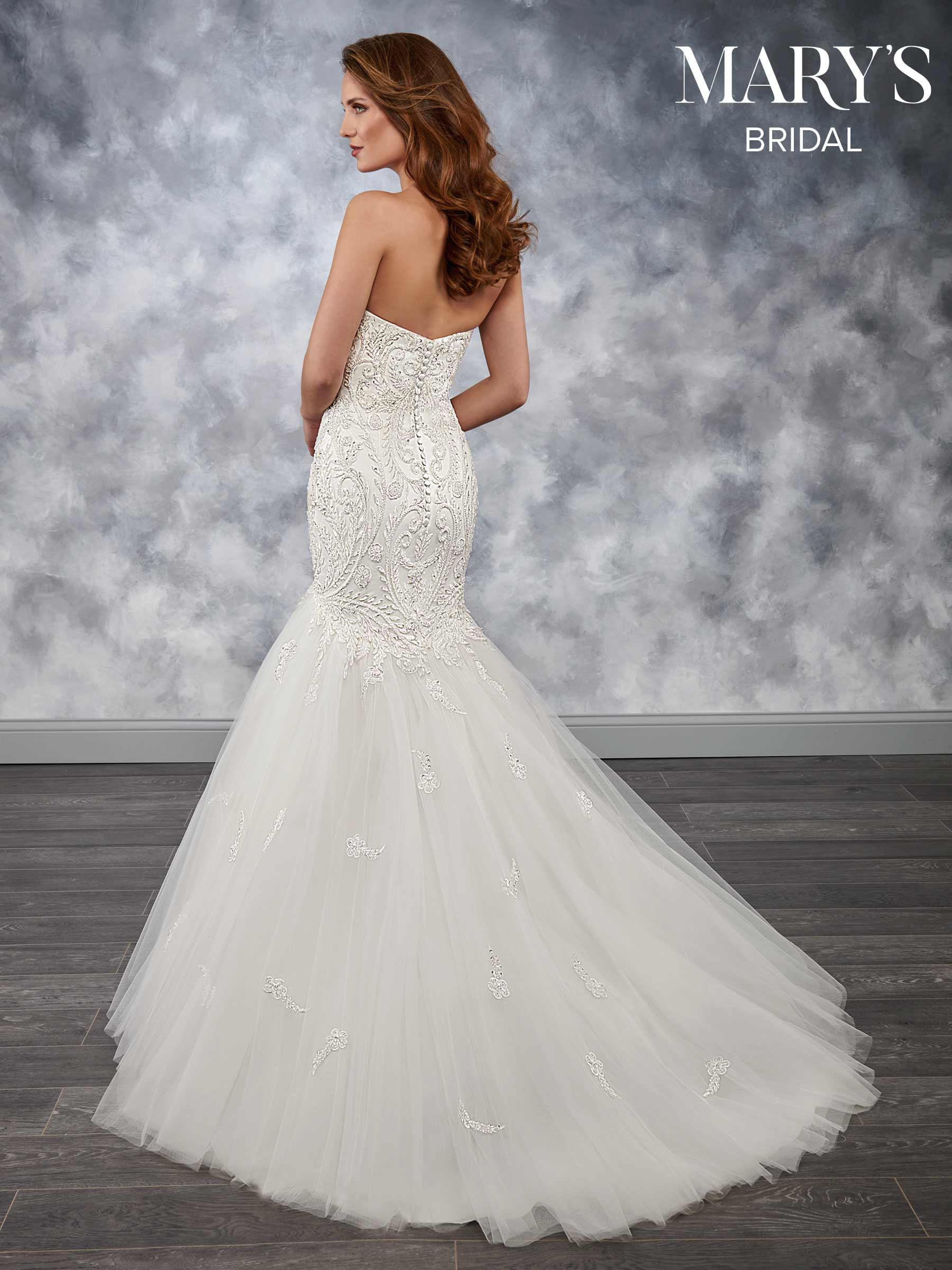Bridal Wedding Dresses | Mary's | Style - MB3041