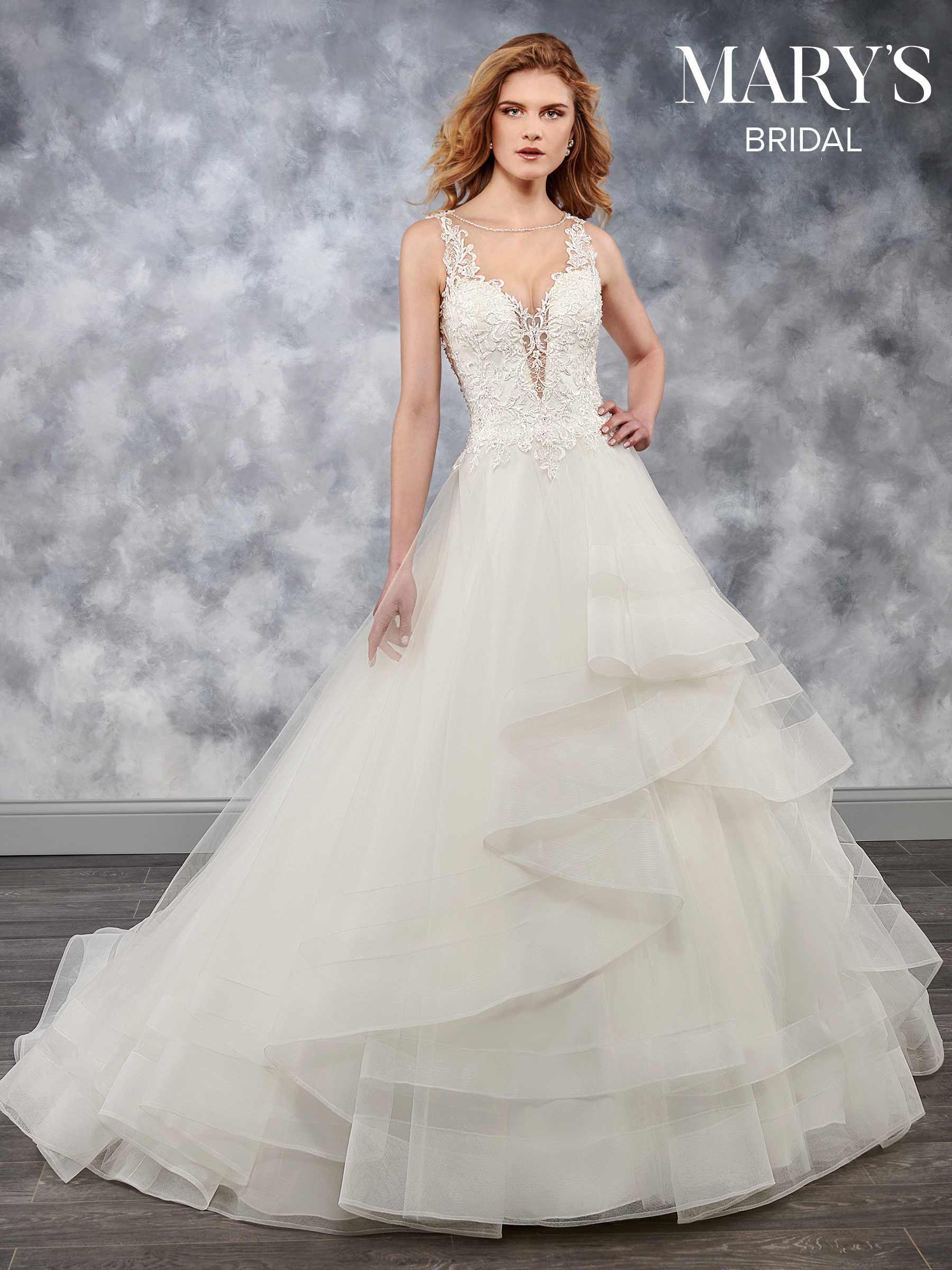 Bridal Wedding Dresses | Mary's | Style - MB3042