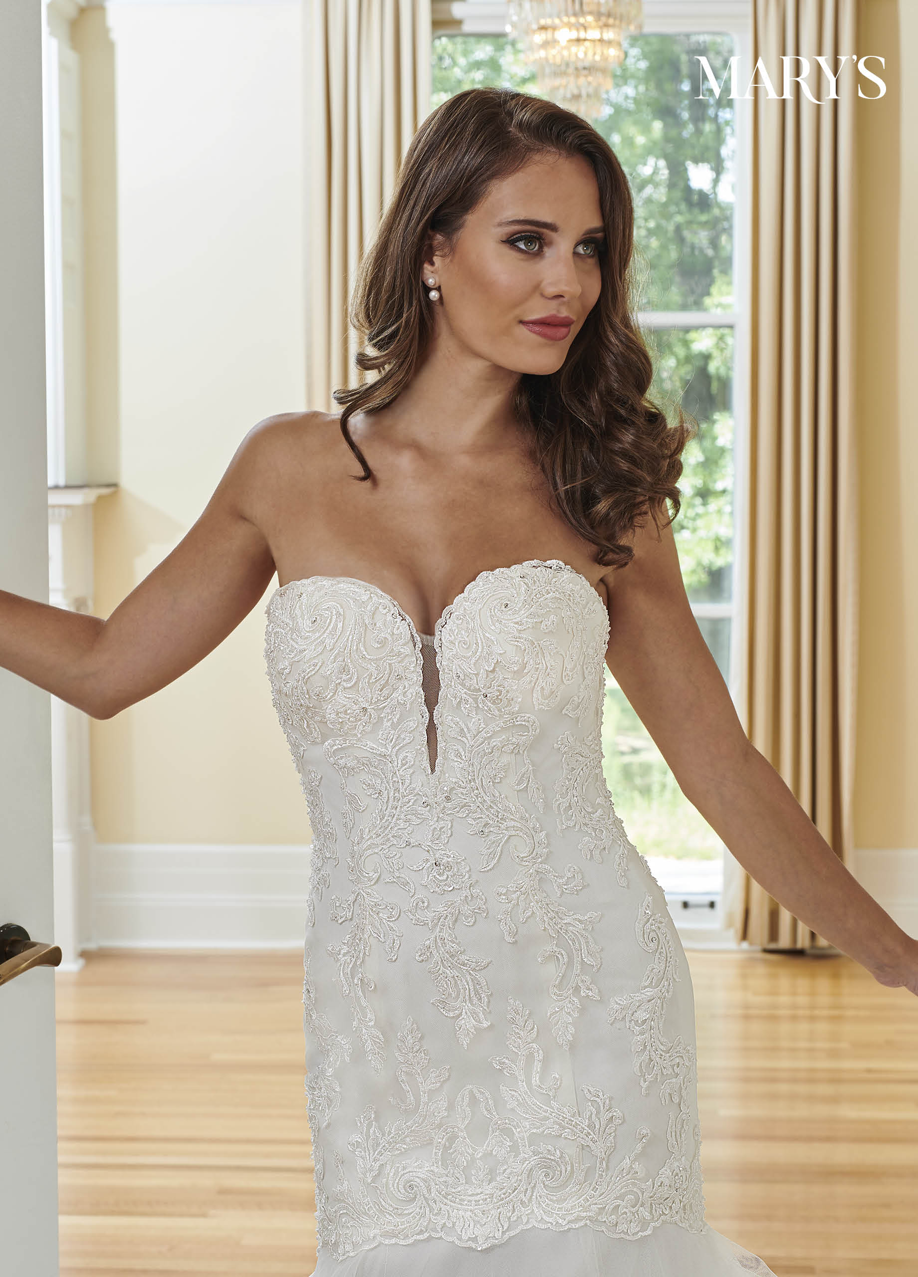Bridal Wedding Dresses | Mary's | Style - MB3046