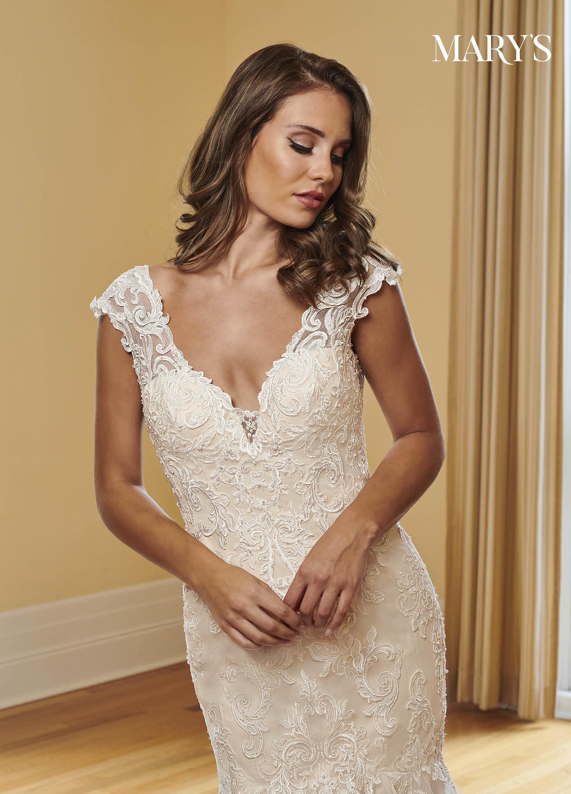 Bridal Wedding Dresses | Mary's | Style - MB3048