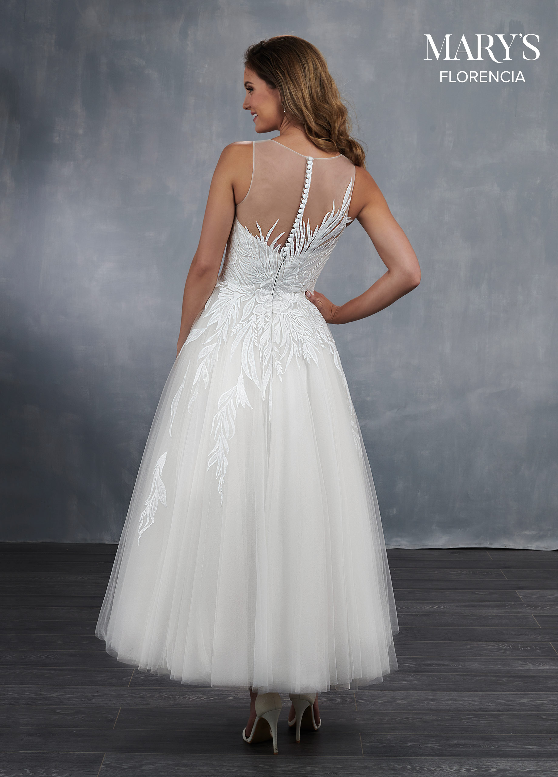 Bridal Wedding Dresses | Mary's | Style - MB3049