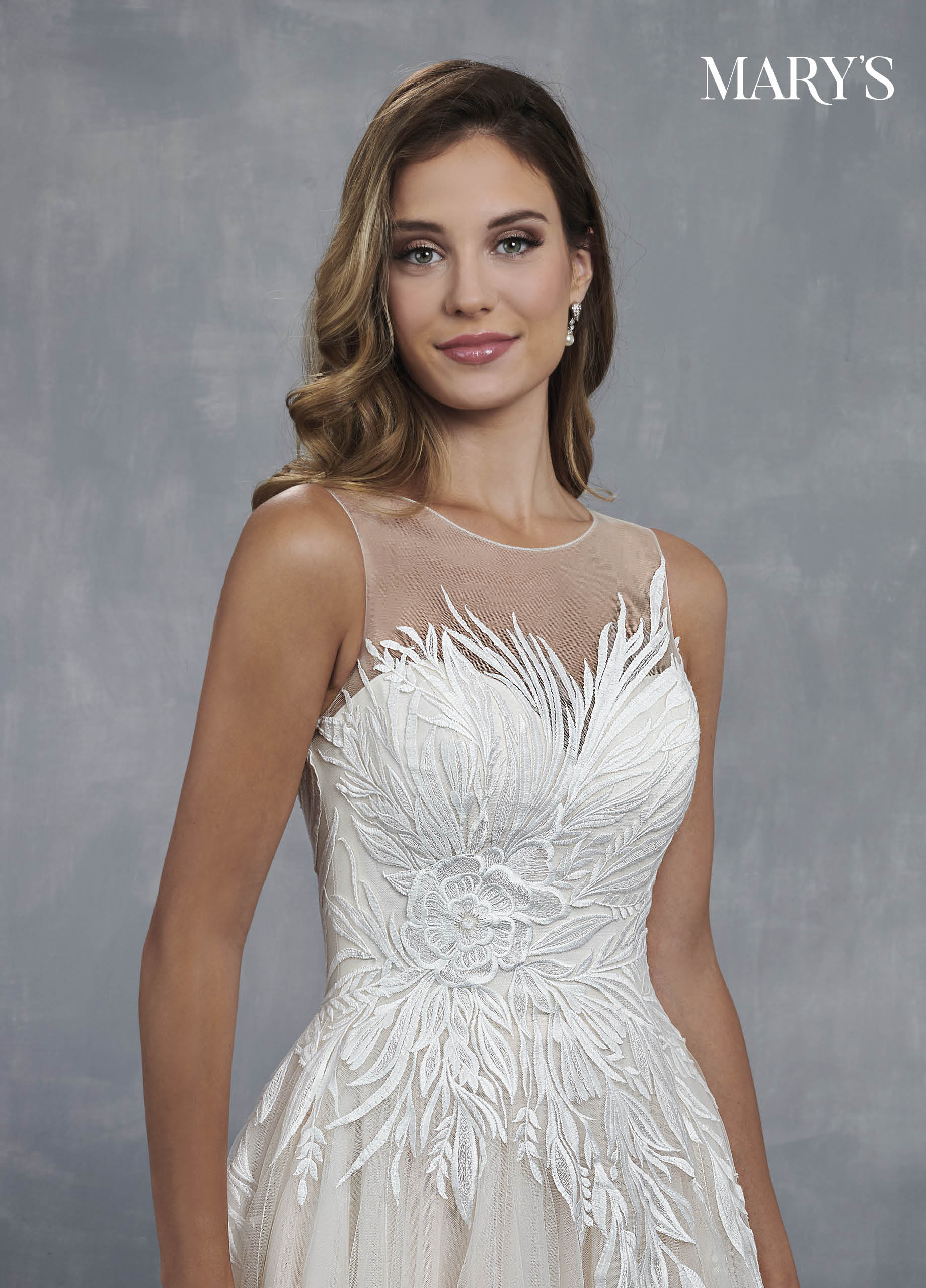 Bridal Wedding Dresses | Mary's | Style - MB3050