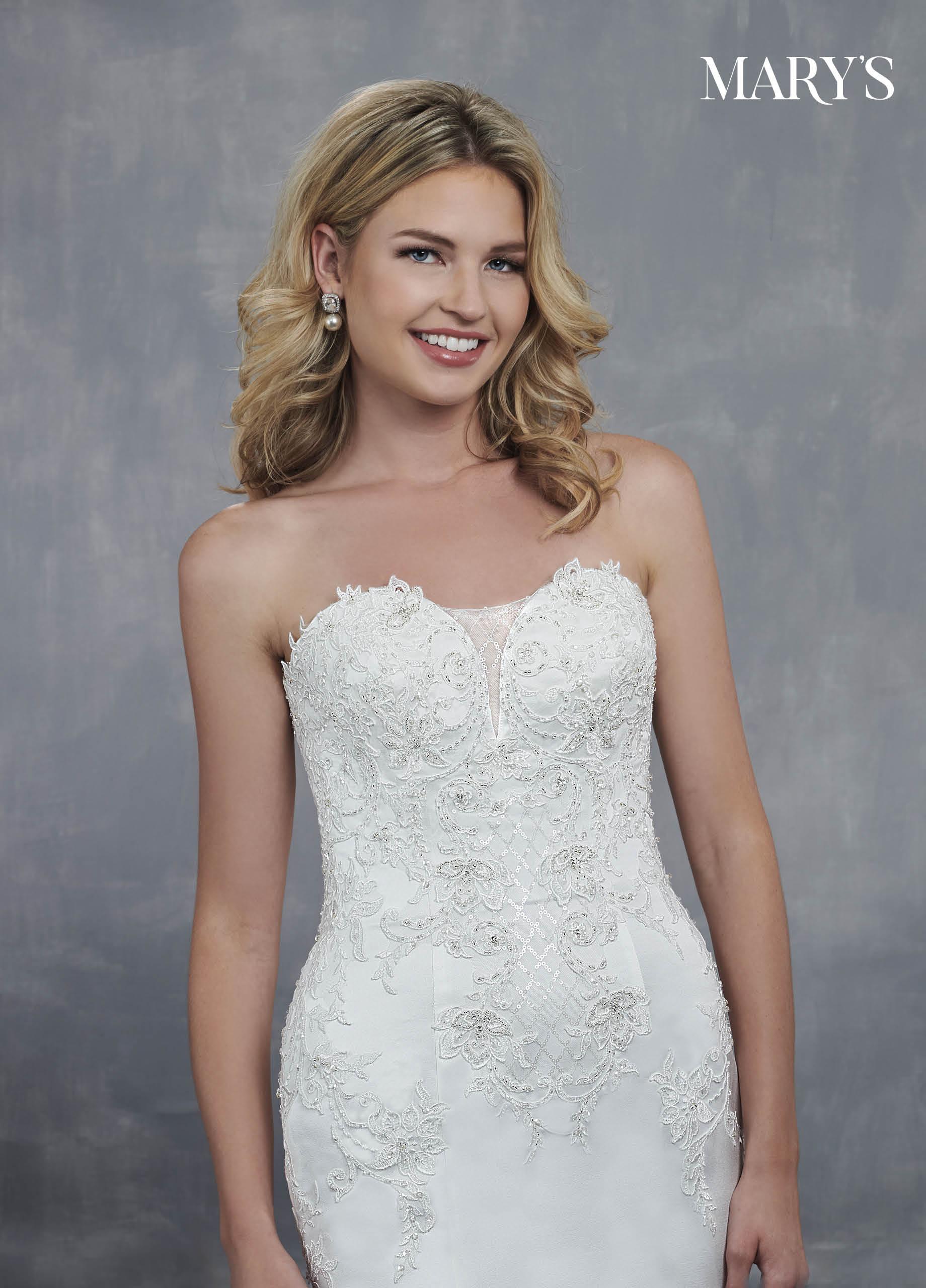 Bridal Wedding Dresses | Mary's | Style - MB3053