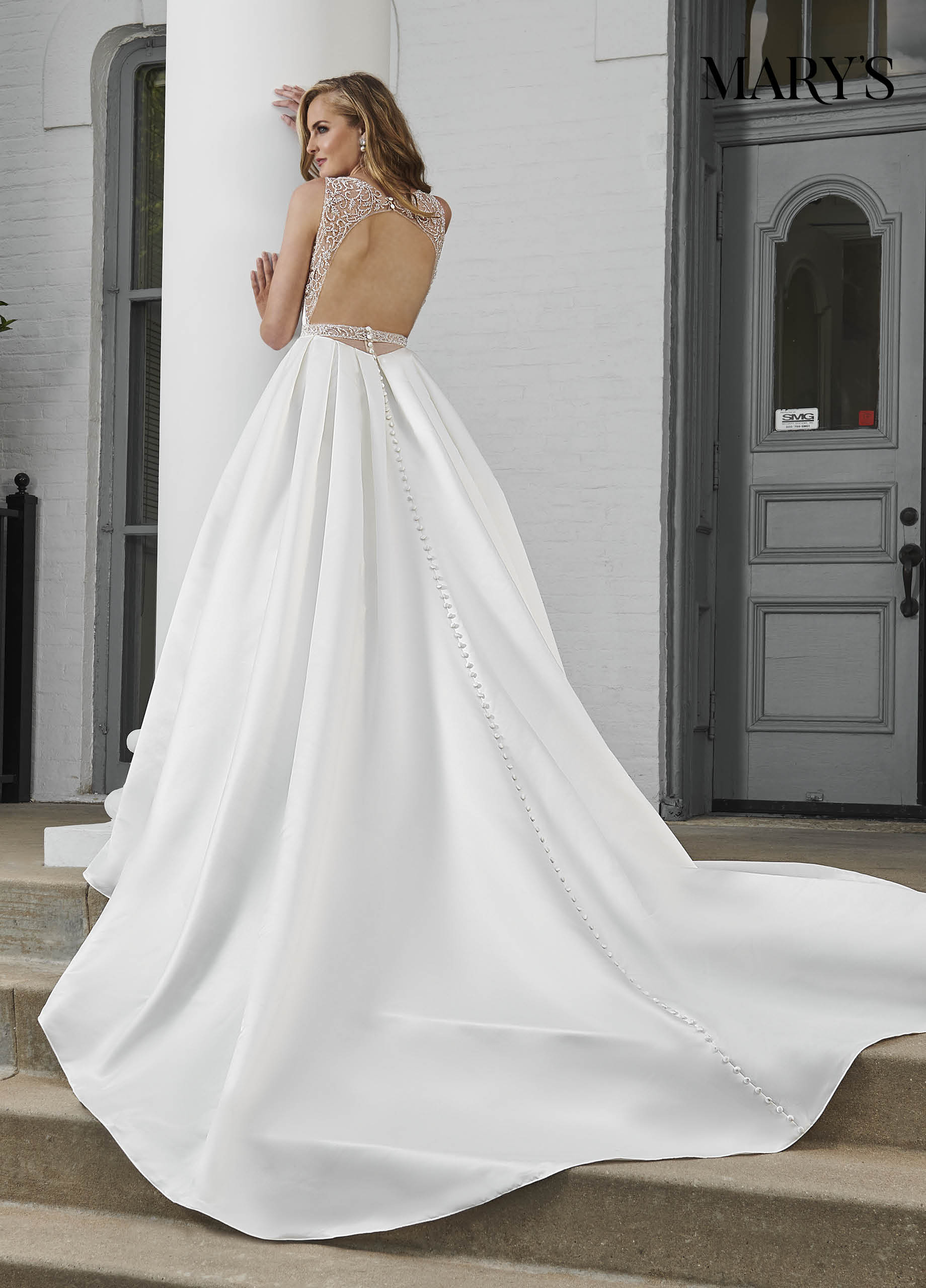 Bridal Wedding Dresses | Mary's | Style - MB3054