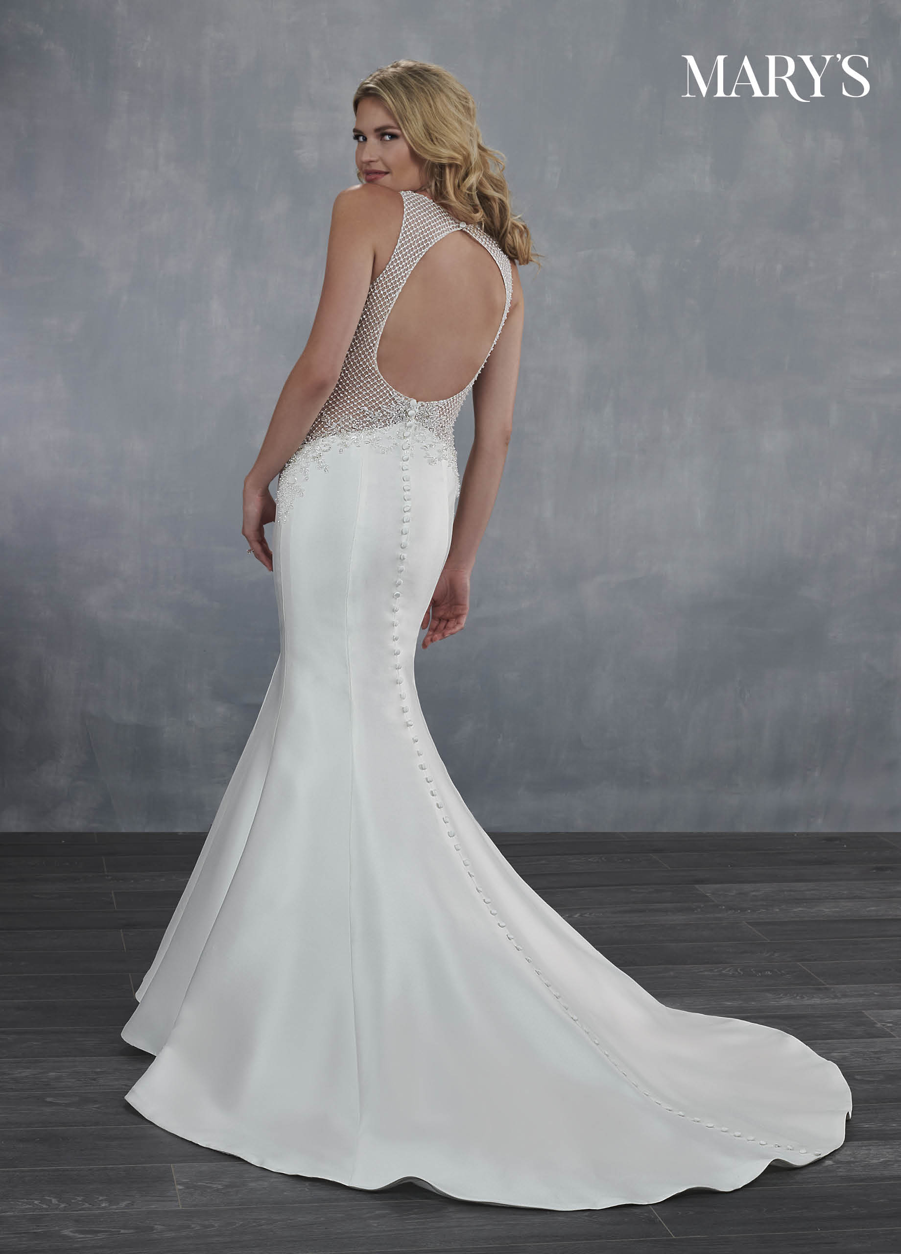 Bridal Wedding Dresses | Mary's | Style - MB3055