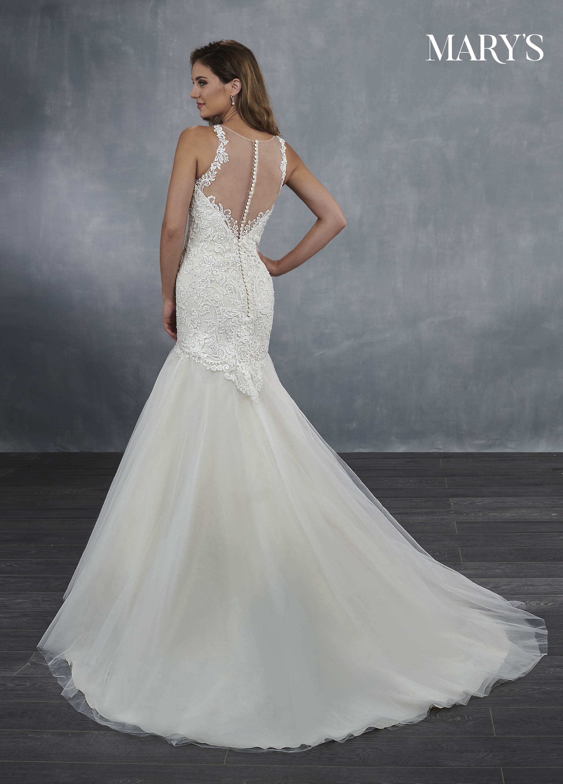 Bridal Wedding Dresses | Mary's | Style - MB3058