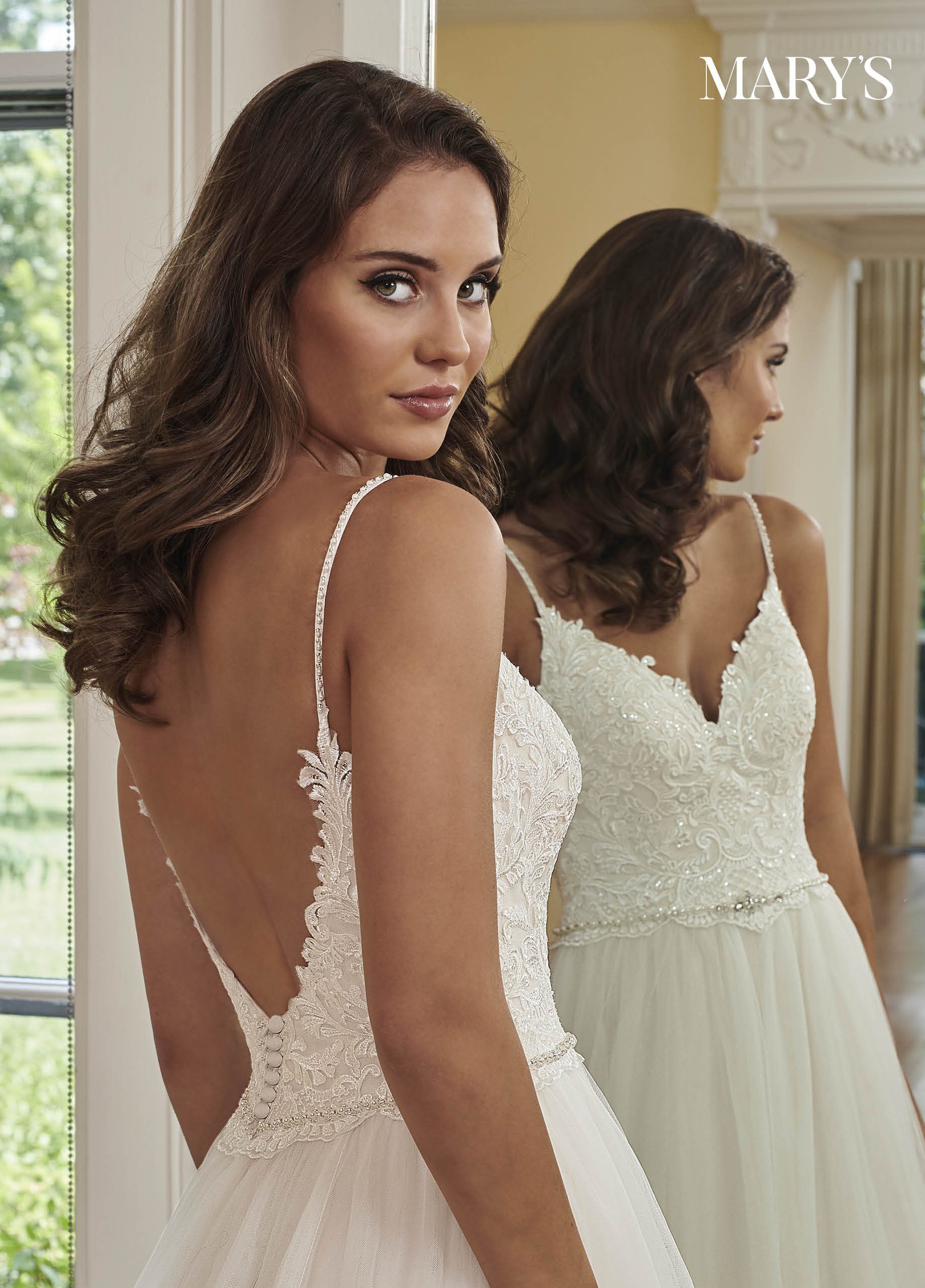 Bridal Wedding Dresses | Mary's | Style - MB3059