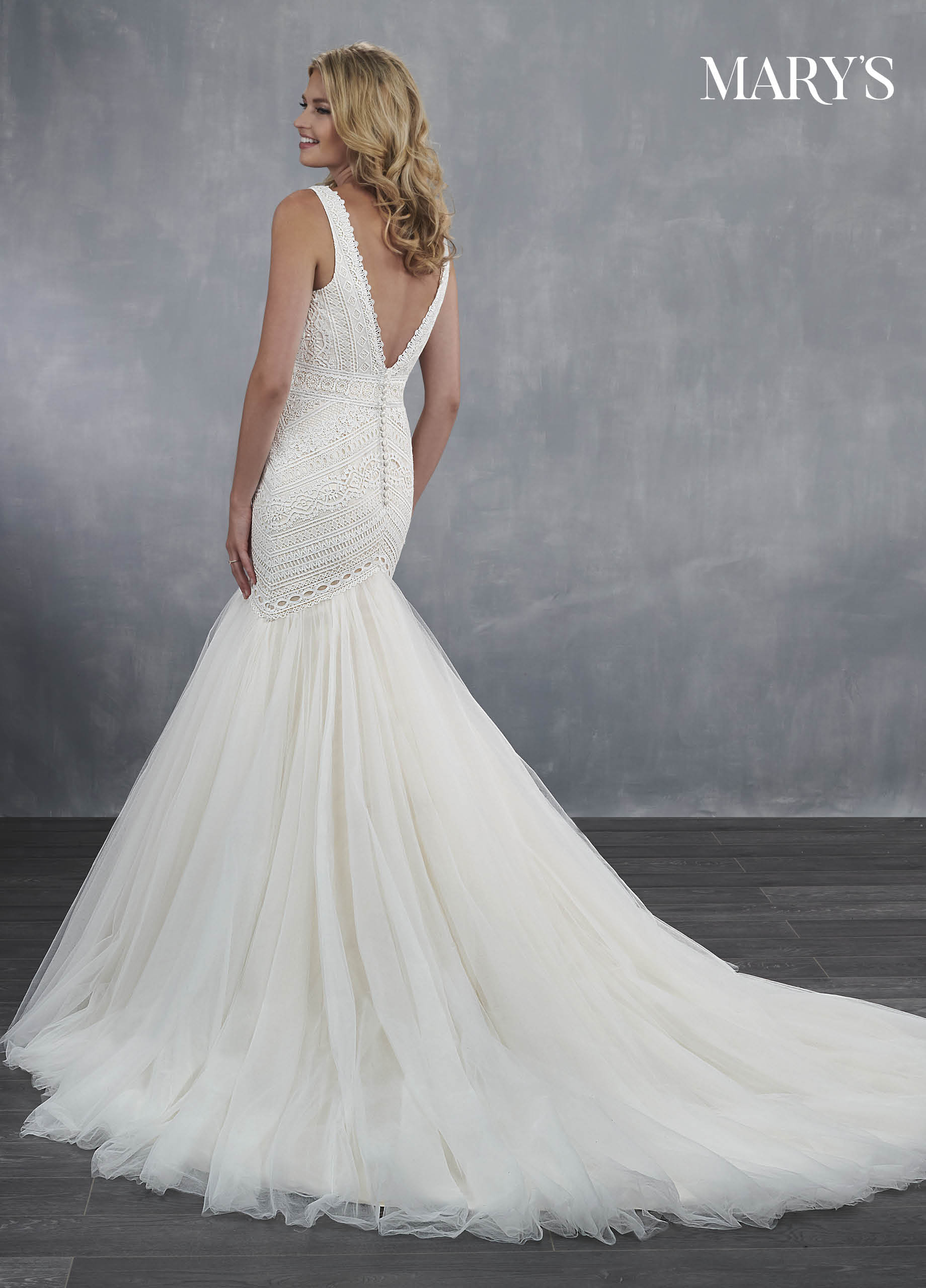Bridal Wedding Dresses | Mary's | Style - MB3067