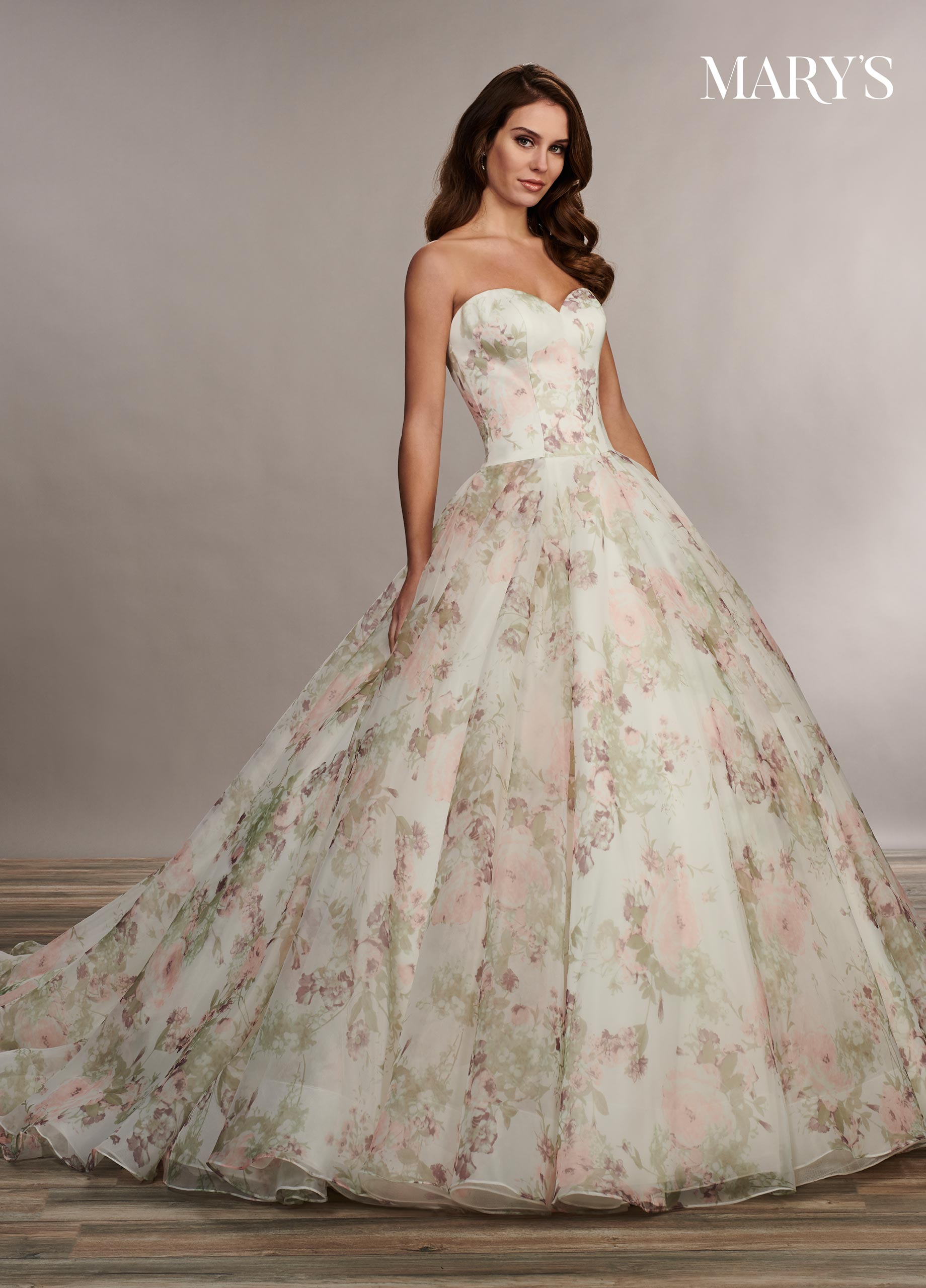Bridal Wedding Dresses | Mary's | Style - MB3071